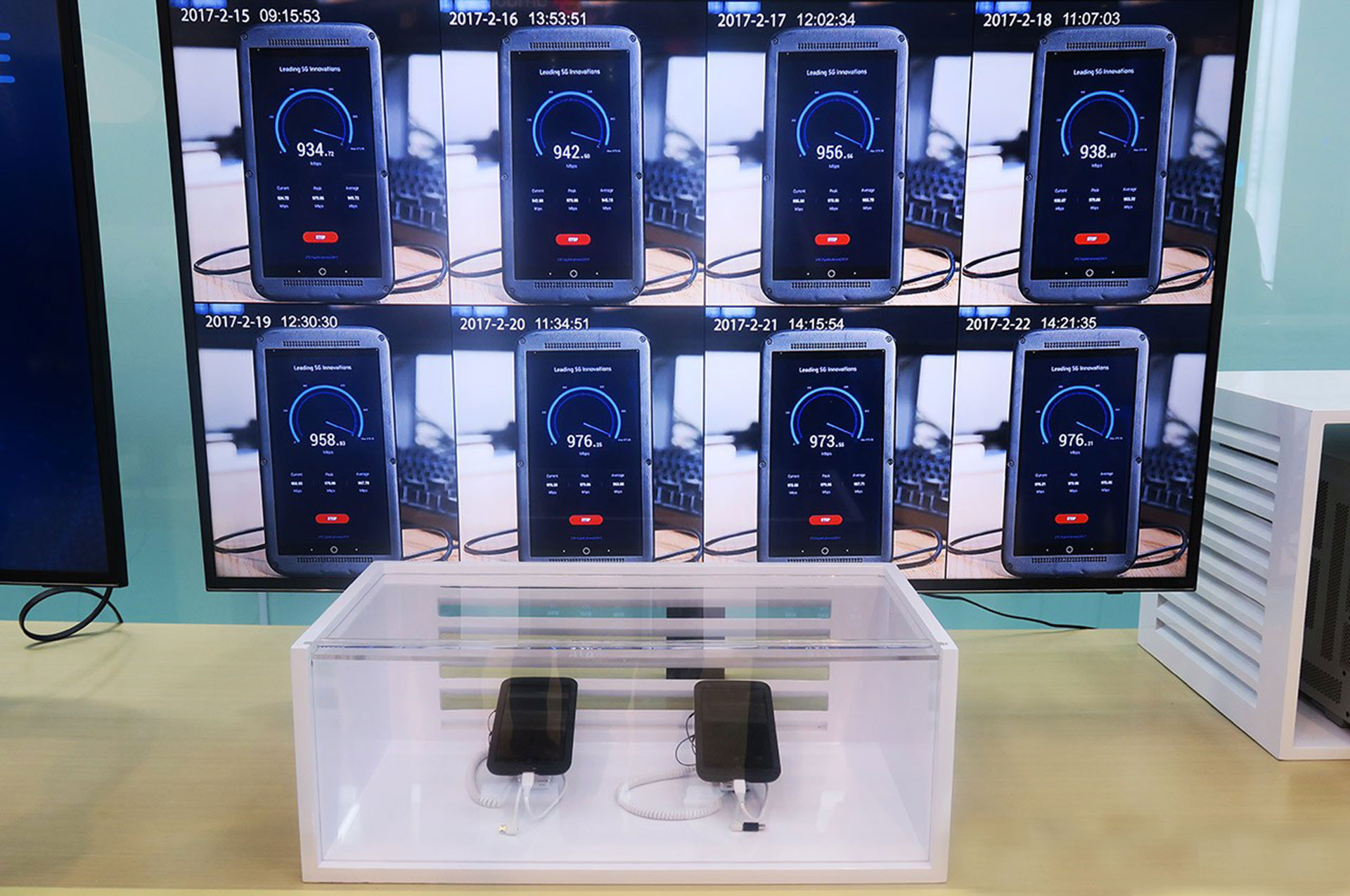 El Gigabit Phone, de ZTE