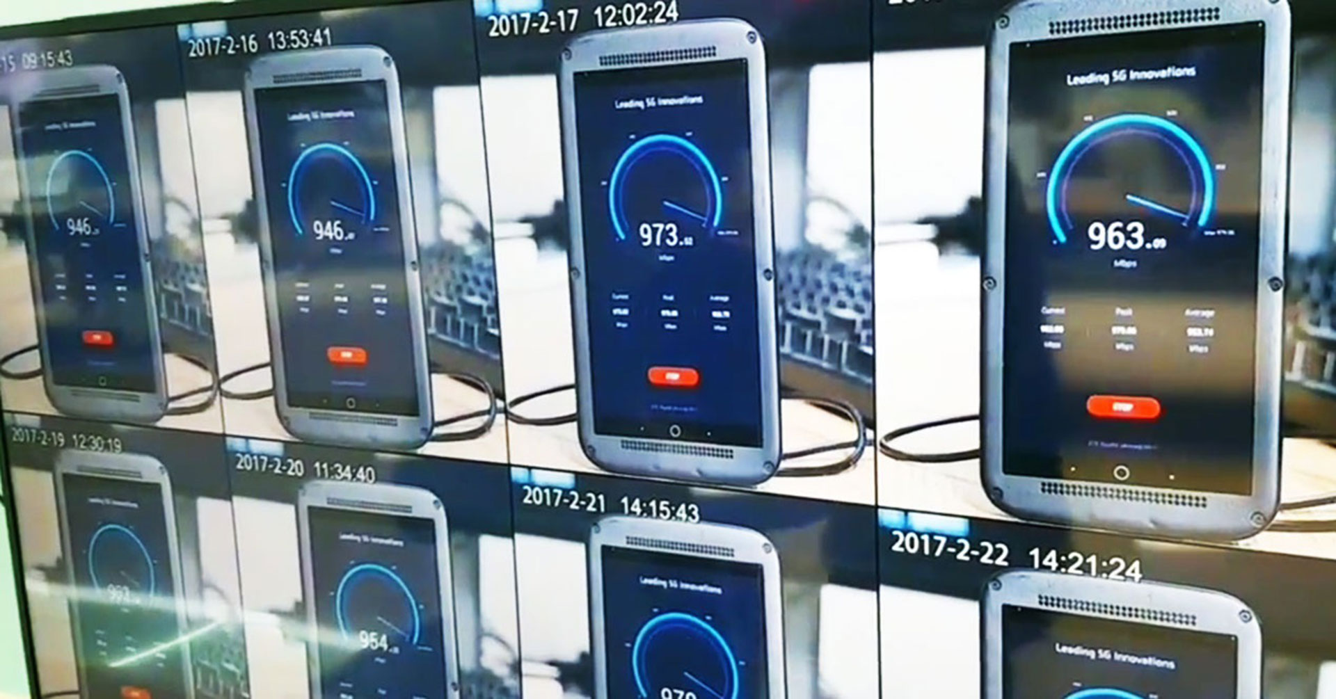 La empresa china cumplió con su promesa de generar el teléfono más veloz del mundo, aunque es un prototipo