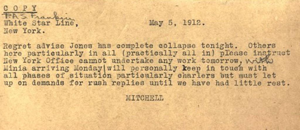 Titanic telegramas (8)
