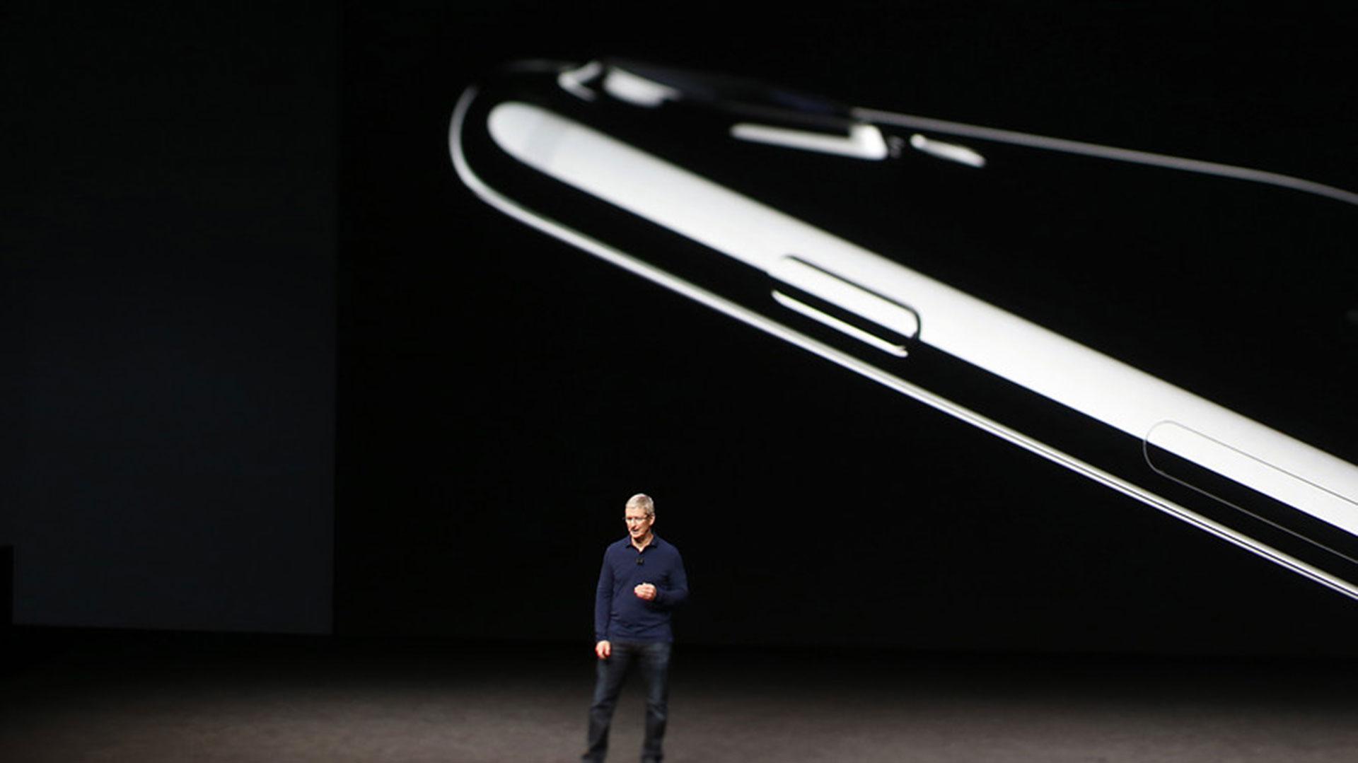 El iPhone 8tendría una pantalla curva
