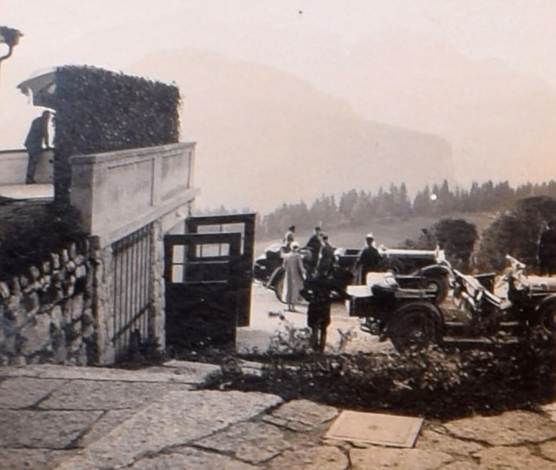 La base Berghof, donde Hitler solía pasar temporadas para analizar el desarrollo de la guerra