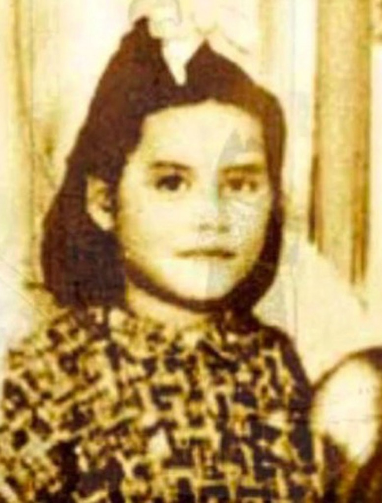 8f99a7bff Cómo luce 78 años después la niña que fue madre con apenas 5 años ...