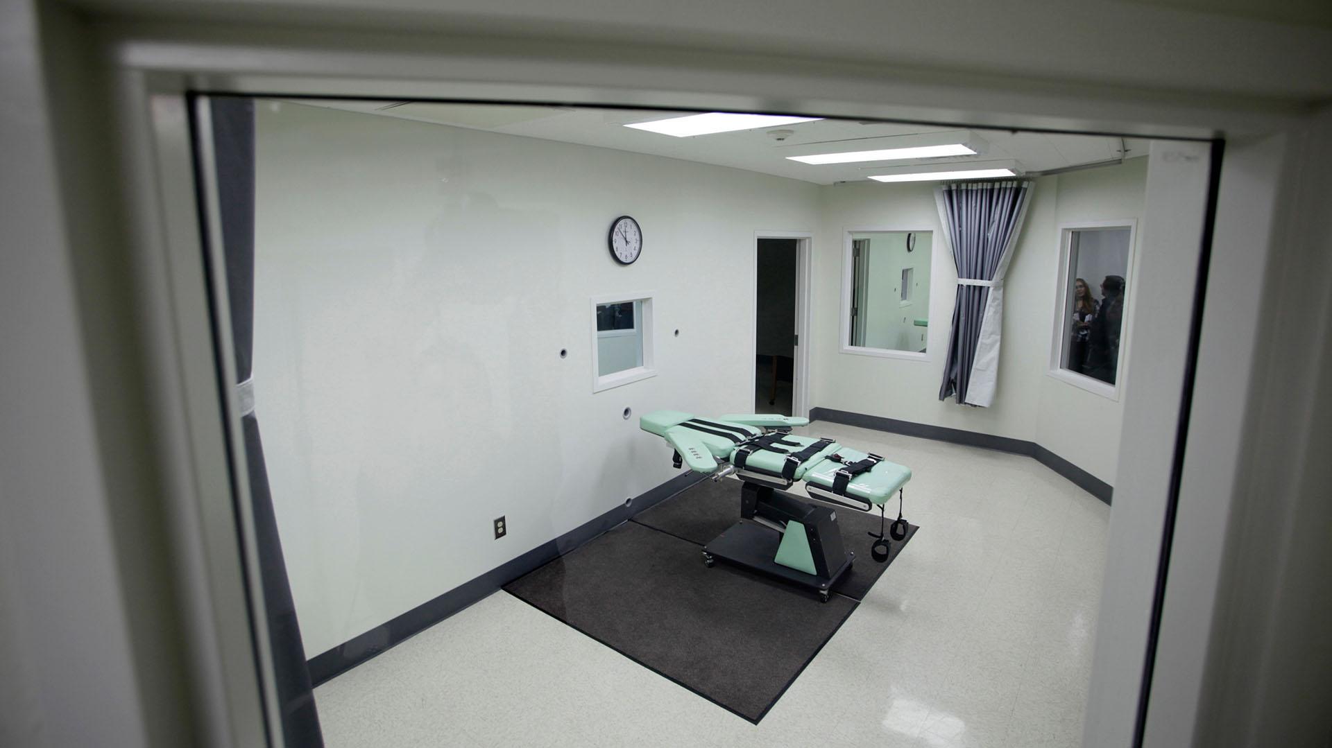 En algunos estados norteamericanos aplican la inyección letal para sus condenados (AP)