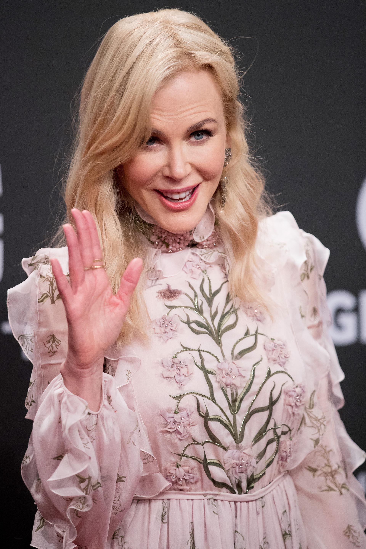 Dueña de una belleza y un talento sin igual, Nicole Kidman se prepara para cumplir 50 años en junio, a pesar de que el tiempo parece no pasar para ella /// Fotos: Getty Images