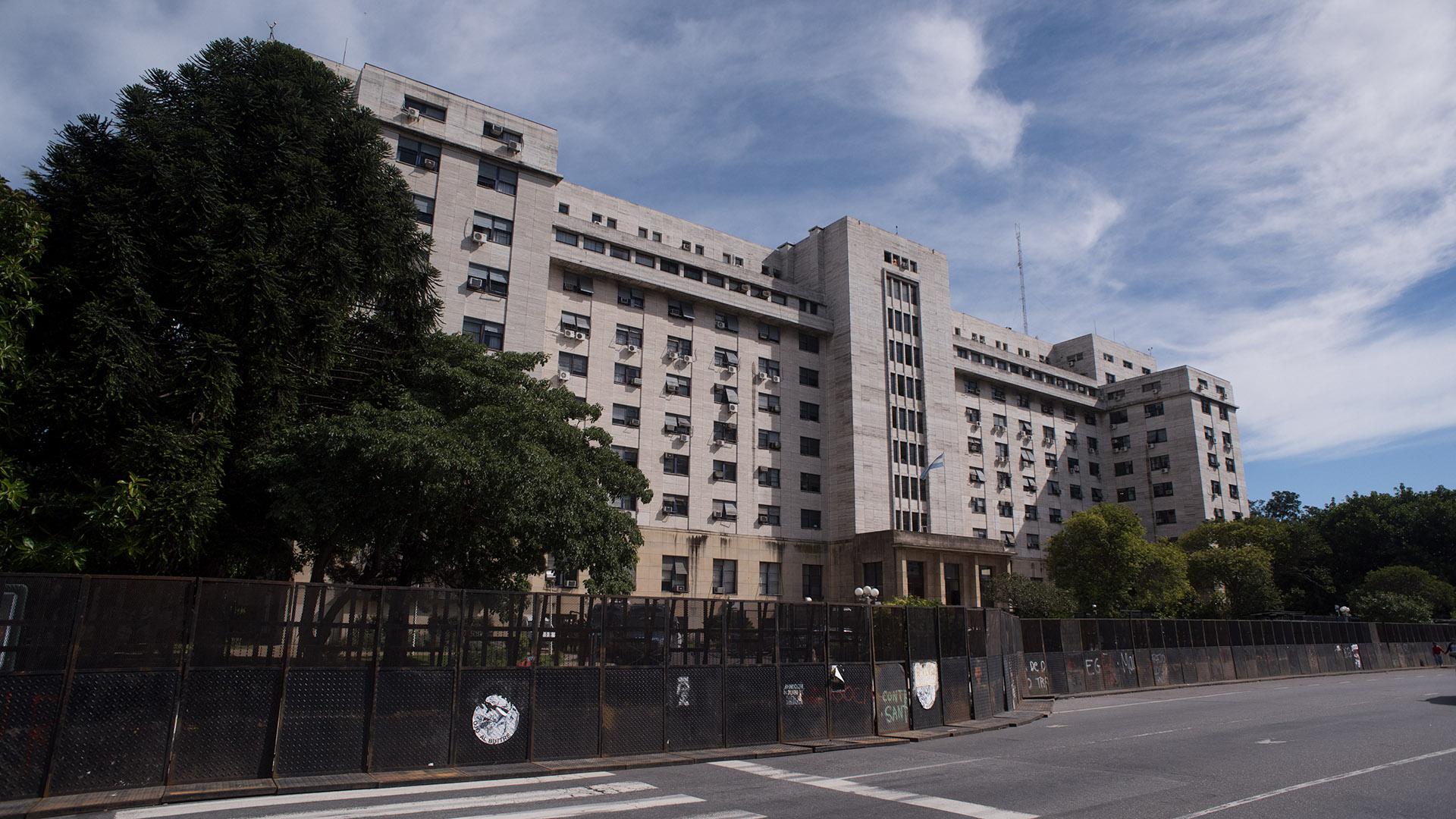 Los tribunales federales de Comodoro Py