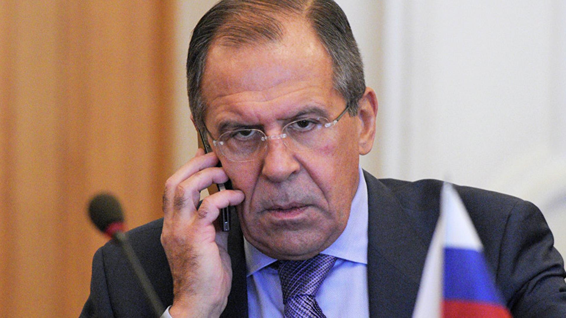 Lavrov acuso a Washington deinjerencia en los asuntos internos venezolanos
