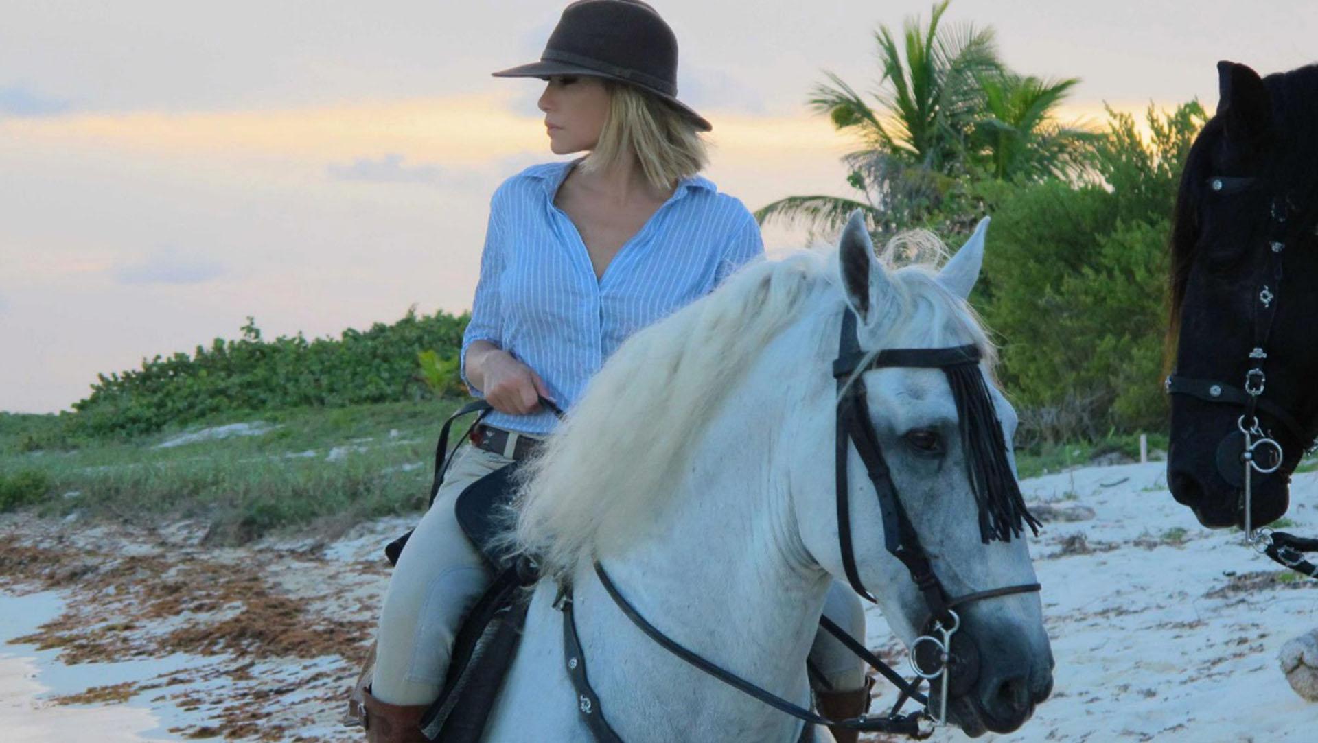Catherine Fulop nació el 1° de marzo de 1965