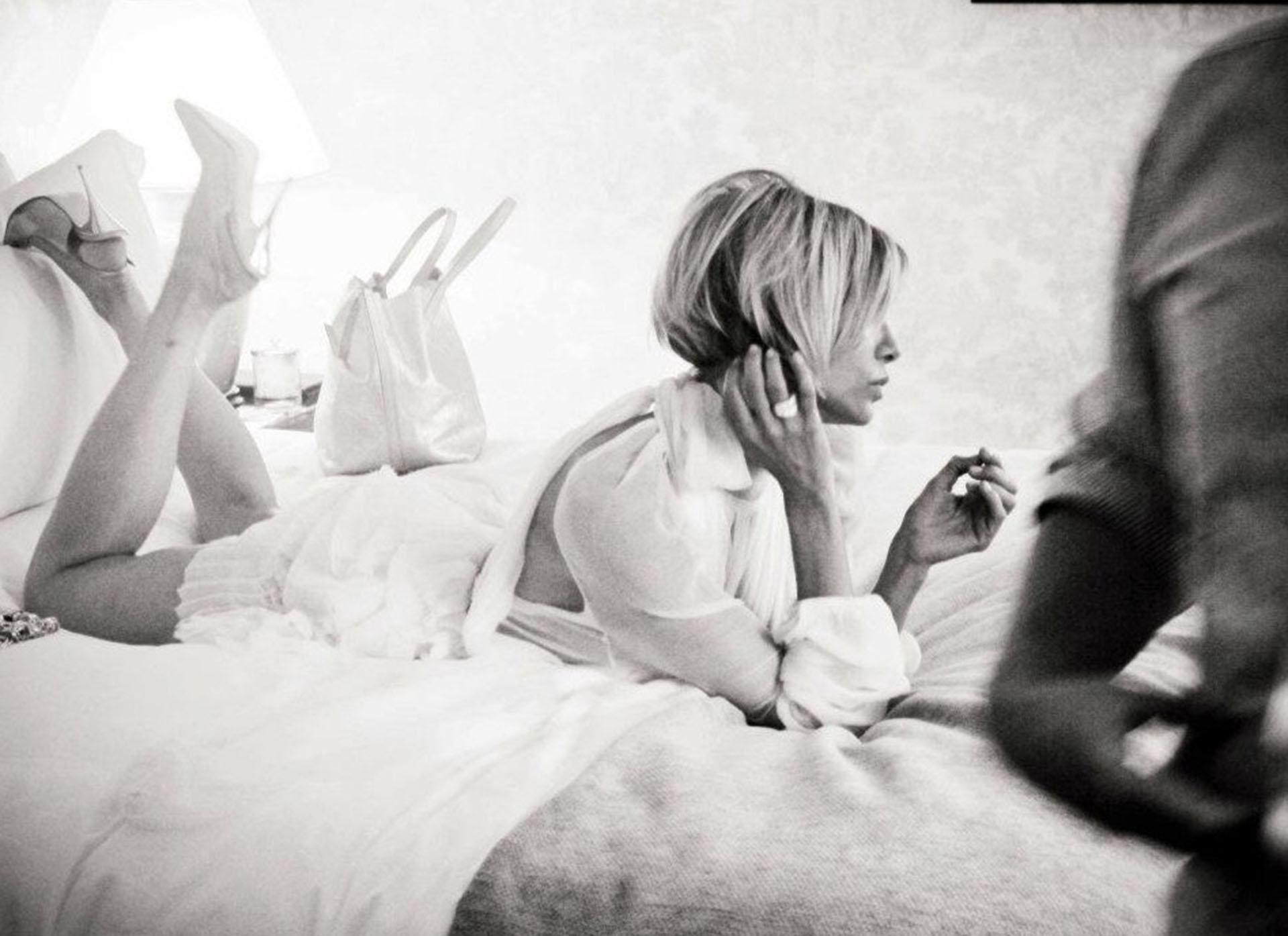 En 1998 se casó con el actor y empresario argentino Osvaldo Sabatini, hermano de la popular tenista argentina Gabriela Sabatini