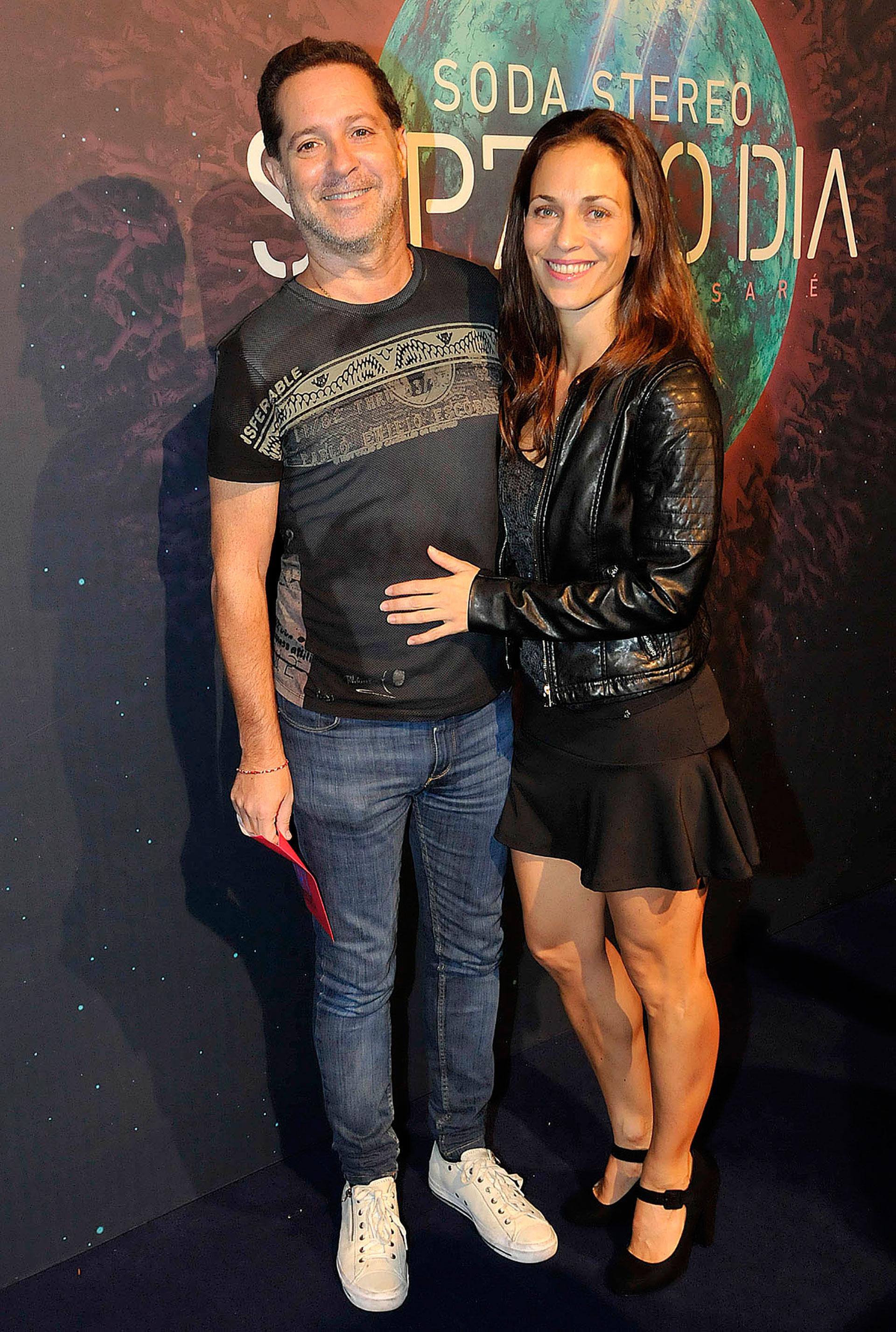 Paul Kirzner y su mujer Judith