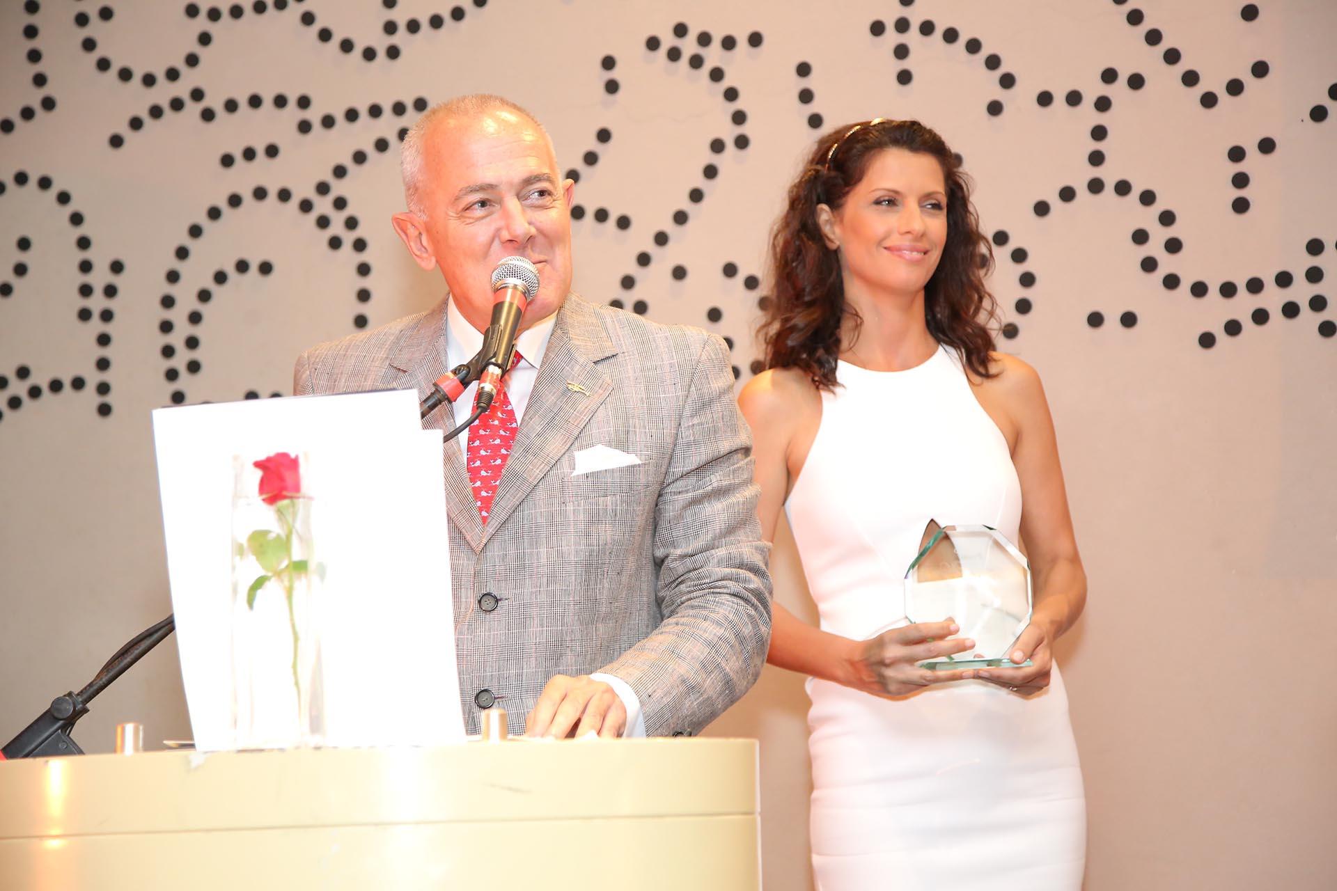 El evento contó con la conducción de Martín Wullich y se llevó a cabo en el Recoleta Grand Hotel Buenos Aires