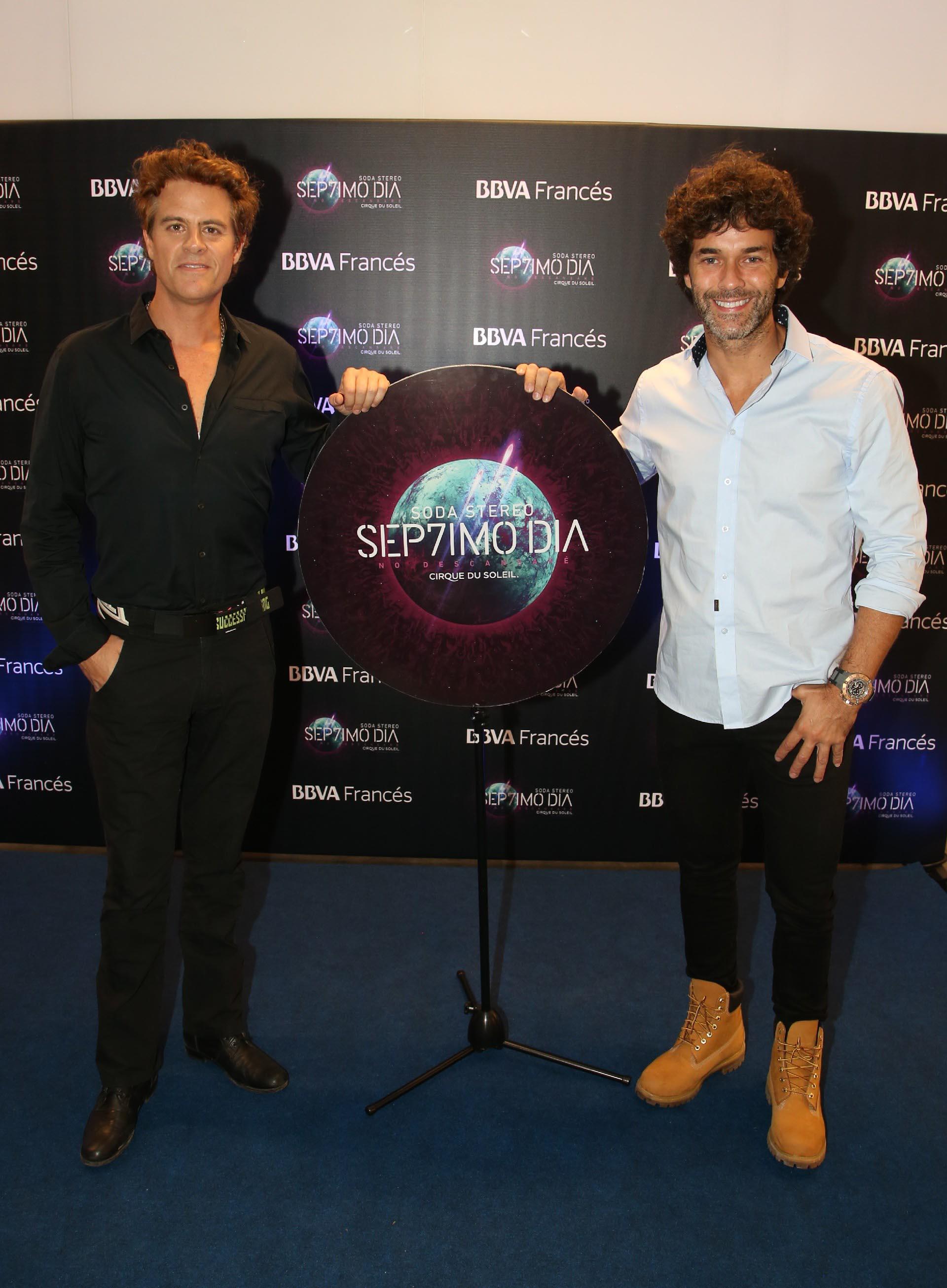 Mike Amigorena y Mariano Martínez
