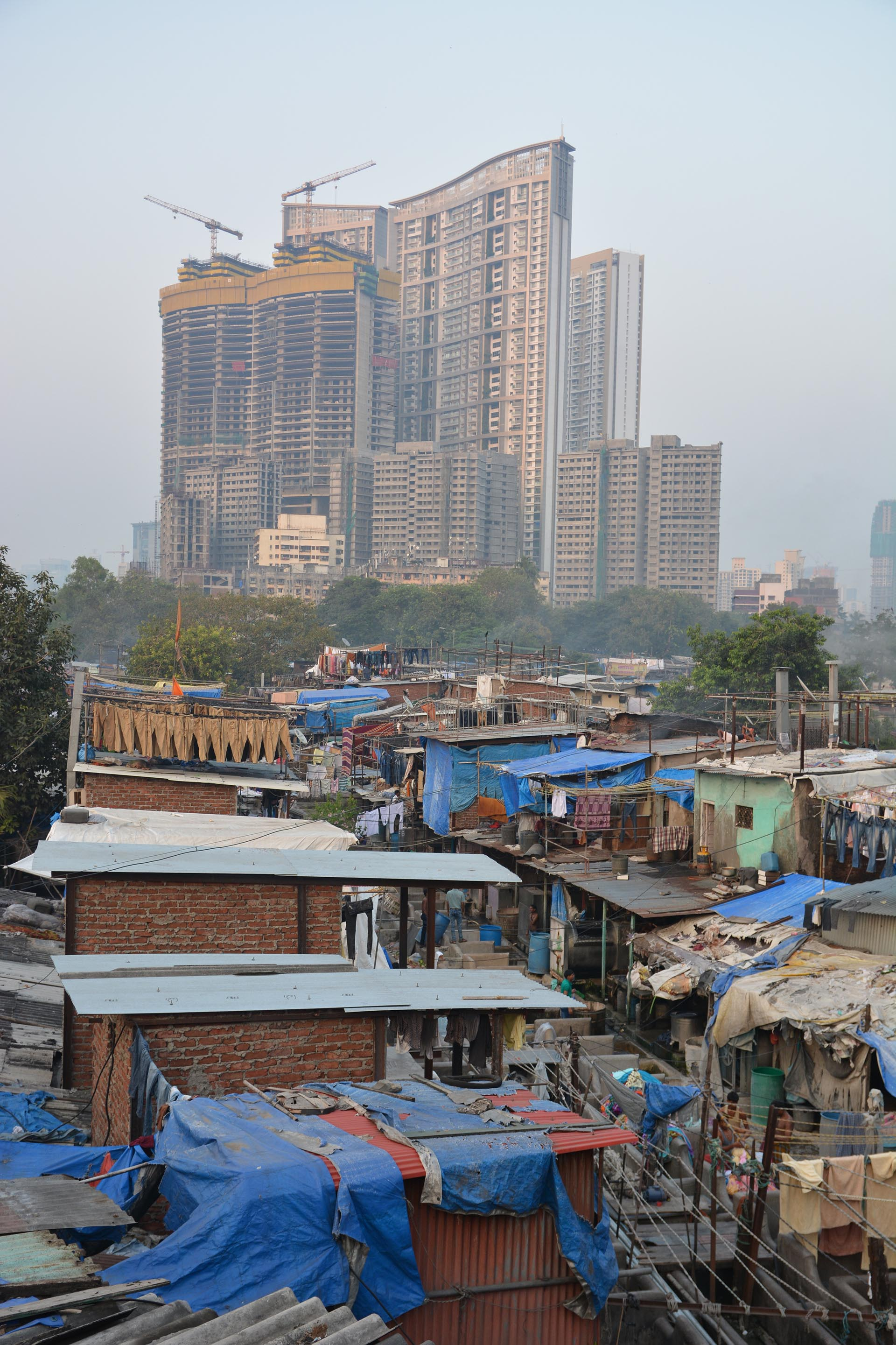 Mumbai, India (istock)