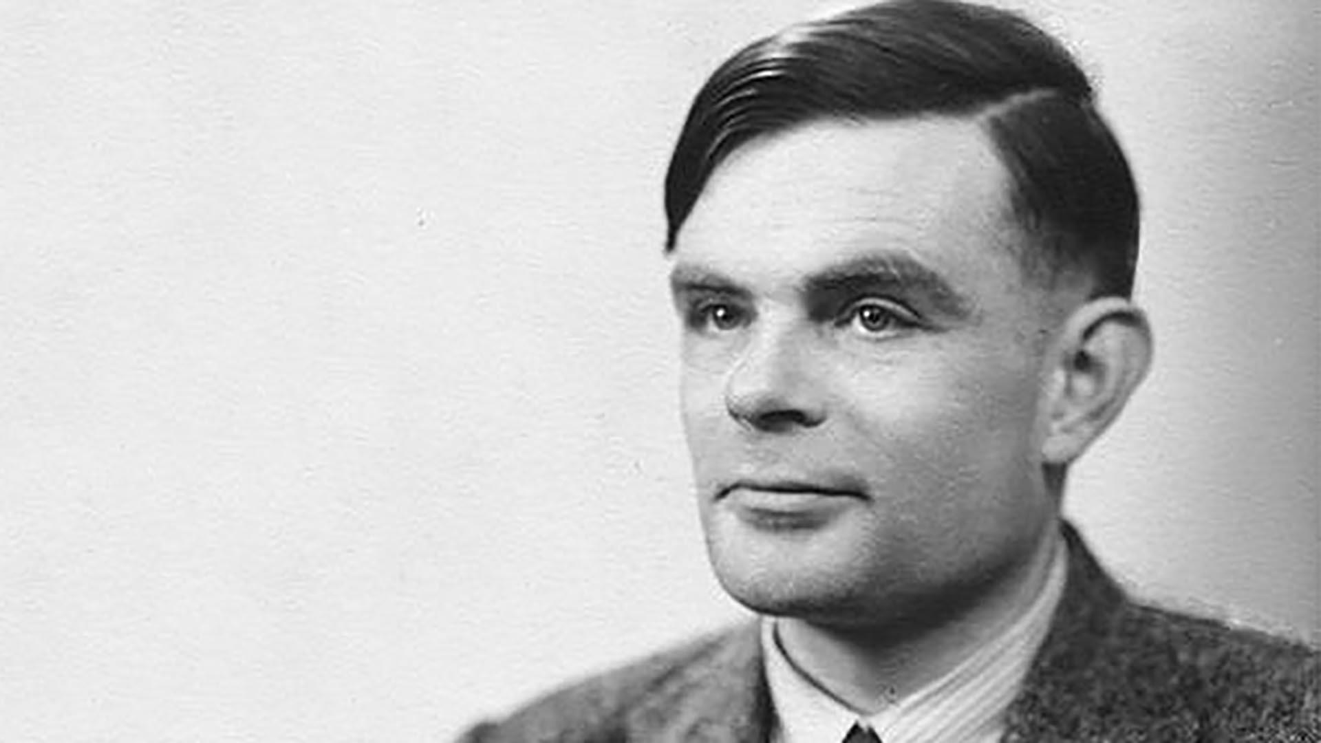 Alan Turing considerado uno de los padres de la ciencia de la computación y precursor de la informática moderna