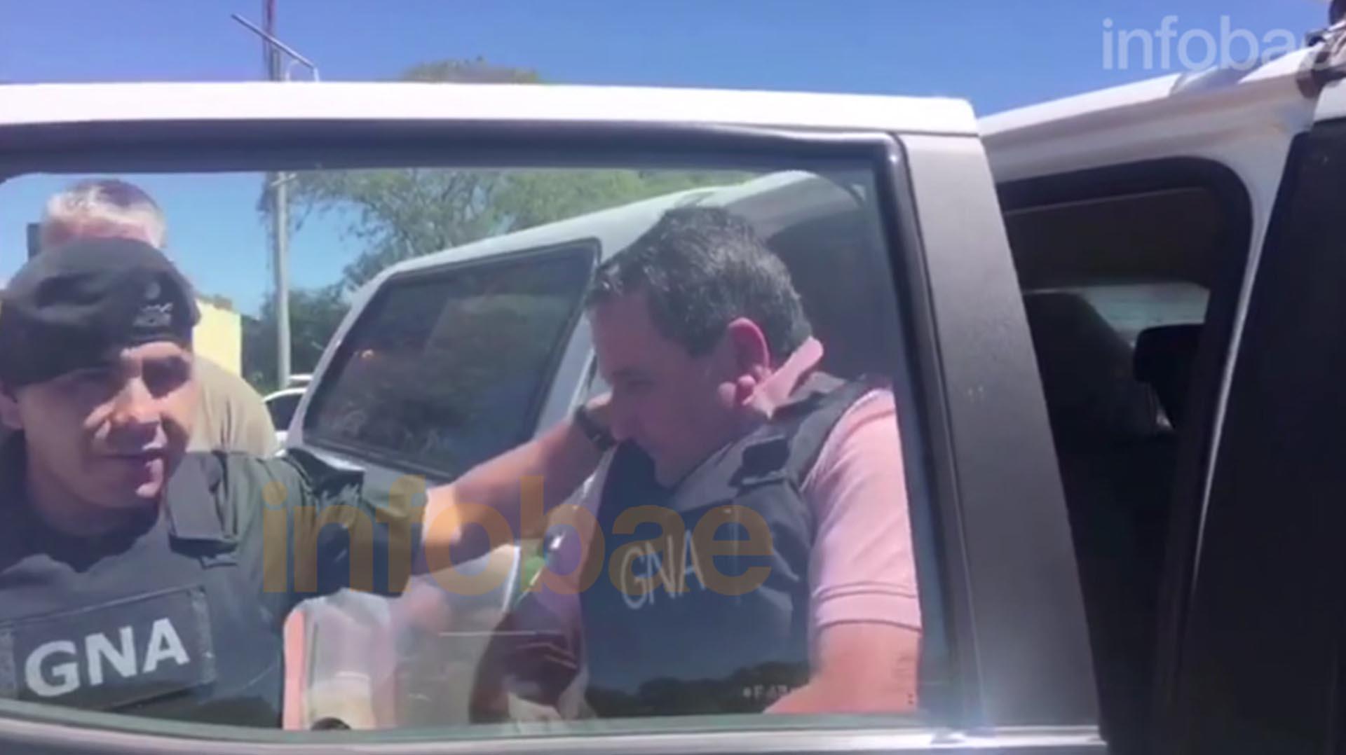 El ahora ex intendente de Itatí, detenido