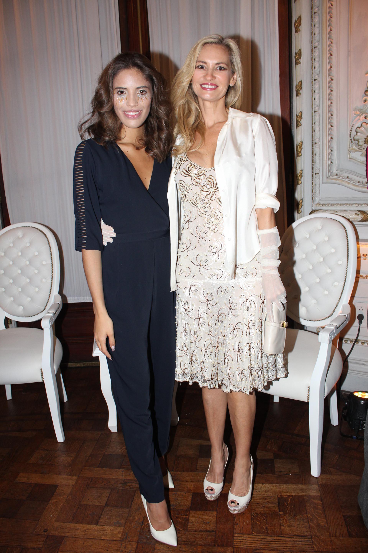Taina Laurino Ferreira y Lily Sciorra