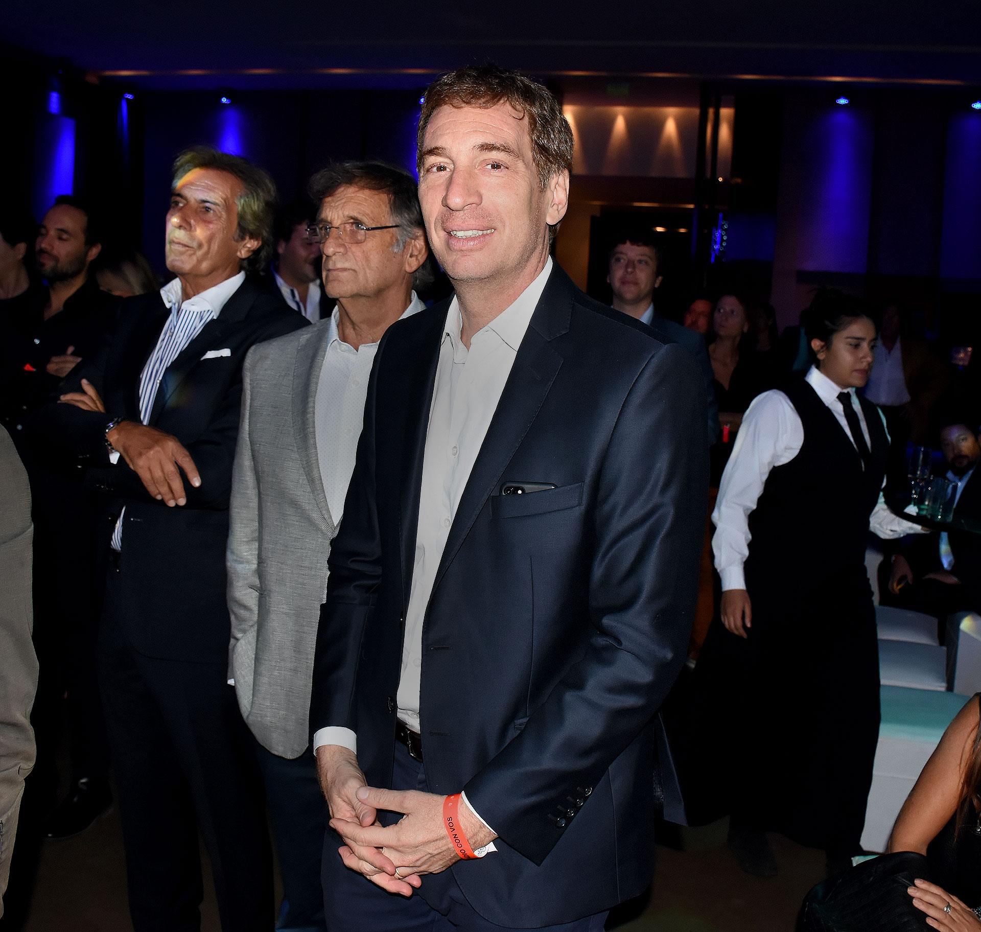 Diego Santilli, vicejefe de Gobierno porteño