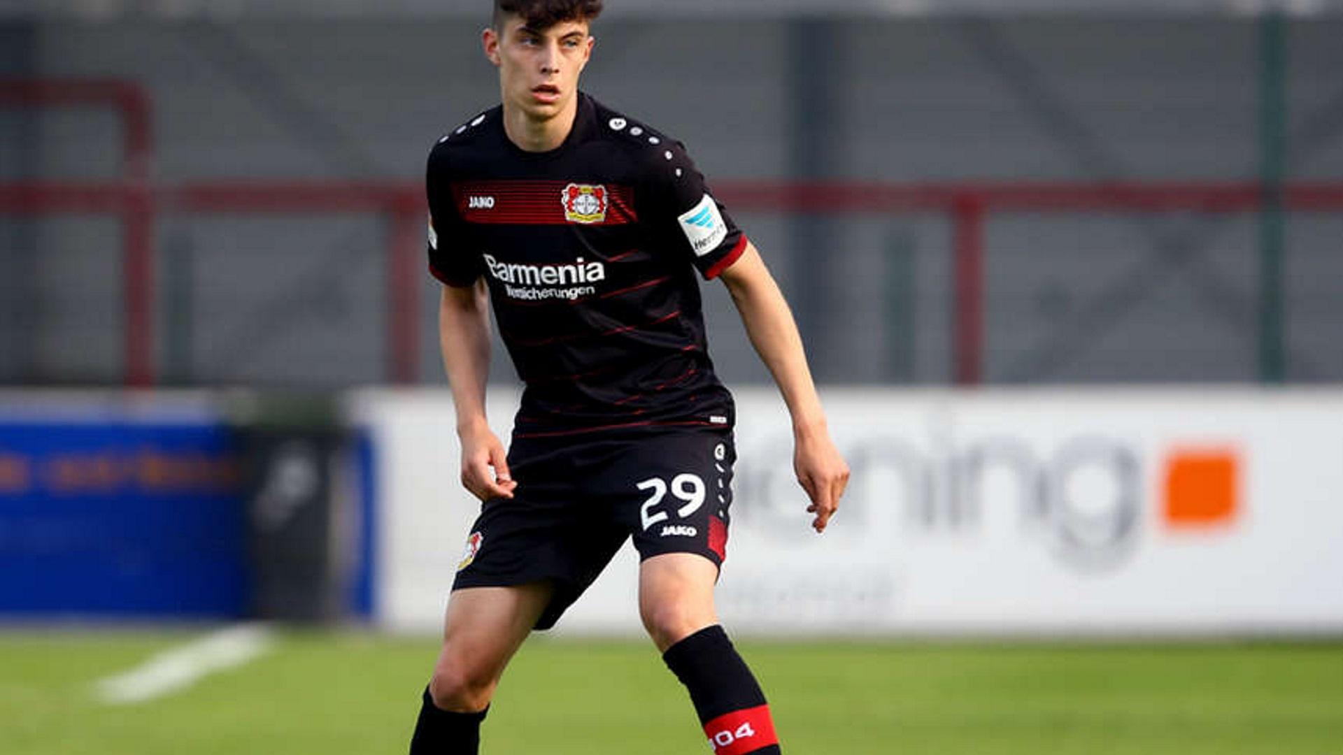 El alemán Kai Havertz (Bayer Leverkusen) USD 83,2 millones