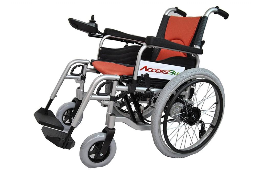 Las 10 sillas de ruedas m s avanzadas en el mundo ritmo - Tamano silla de ruedas ...