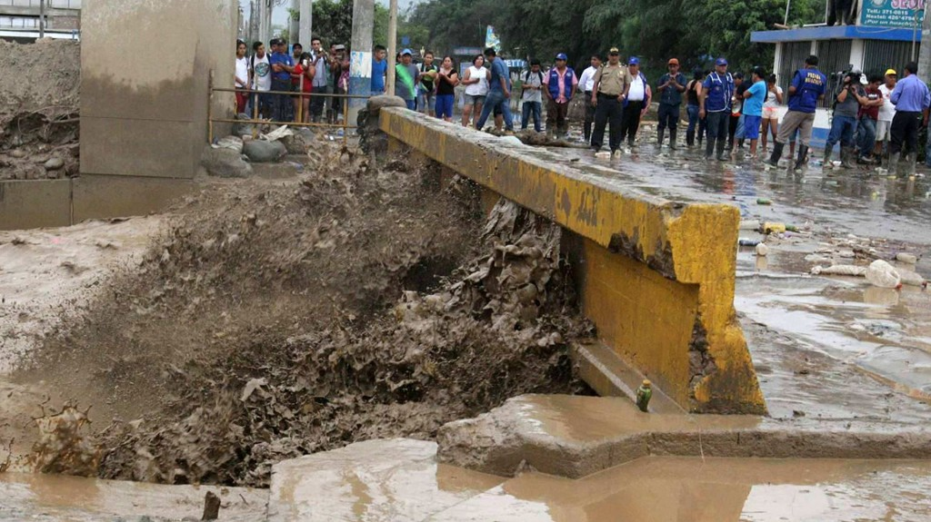 El fenómeno climático afectó a más de 546.000 personas y destruyó 6.500 viviendas, 27 escuelas y un centro de salud (EFE)