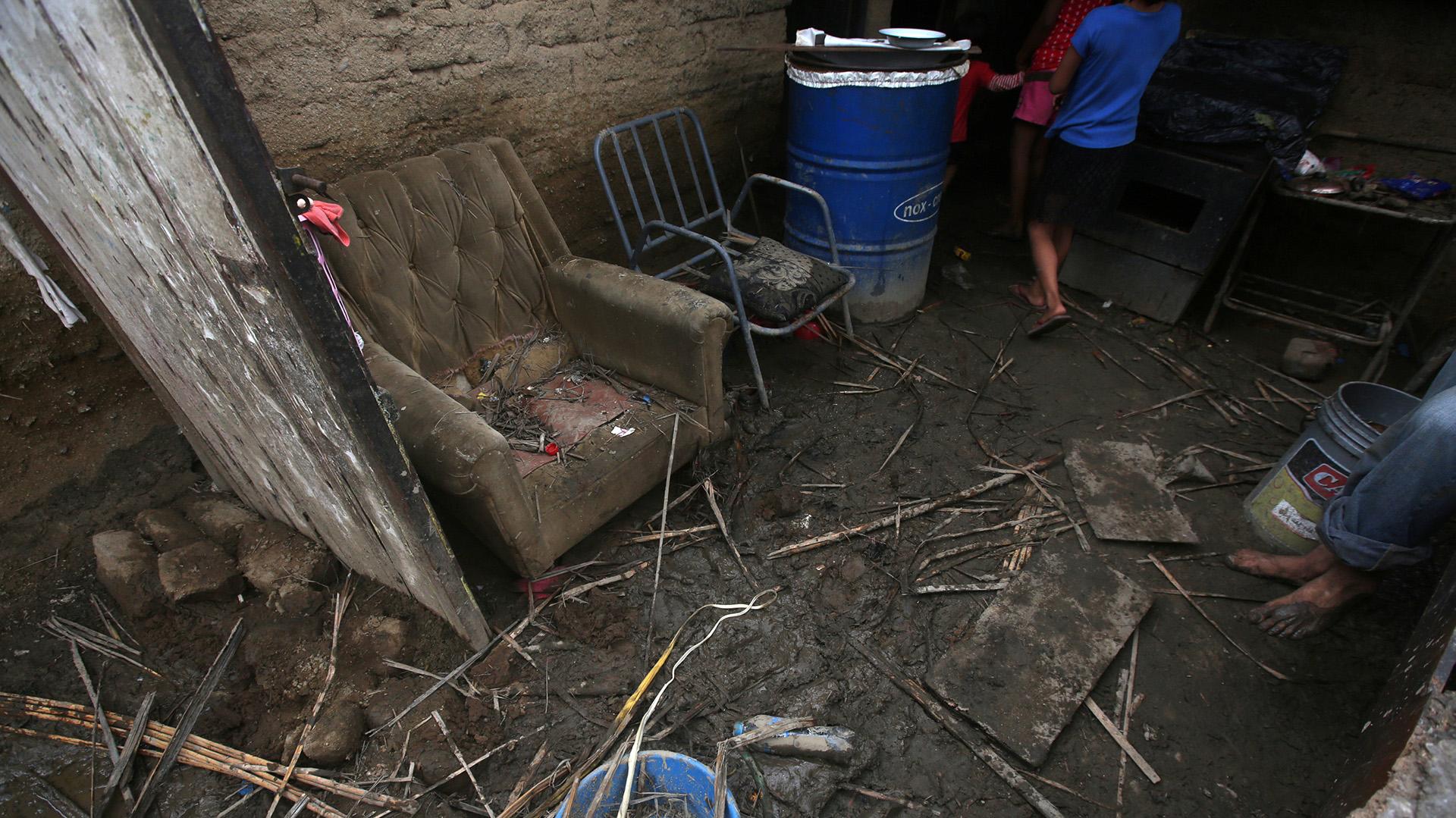 El Ejecutivo anunció que destinará 800 millones de soles (unos 242,4 millones de dólares) para la reconstrucción de las regiones norteñas de Piura, Tumbes y Lambayeque (Reuters)