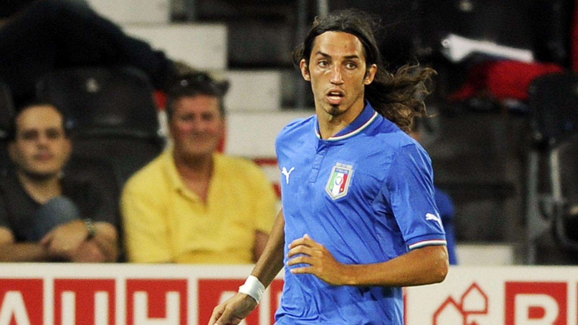 Schelotto jugó en las categorías juveniles de Italia (Getty)