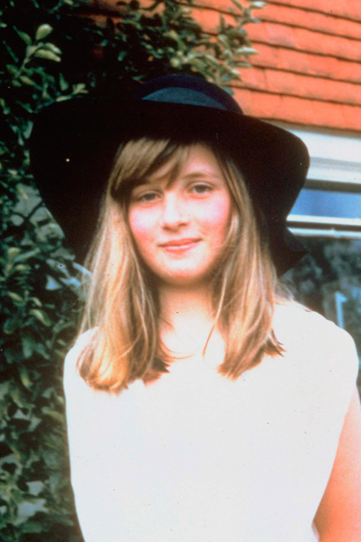 Con su cabellera rubia, los sombreros la identificaban como única, un ícono de belleza