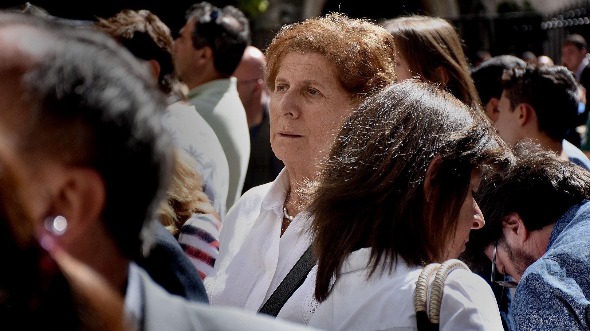 Sara Garfunkel, madre de Alberto Nisman