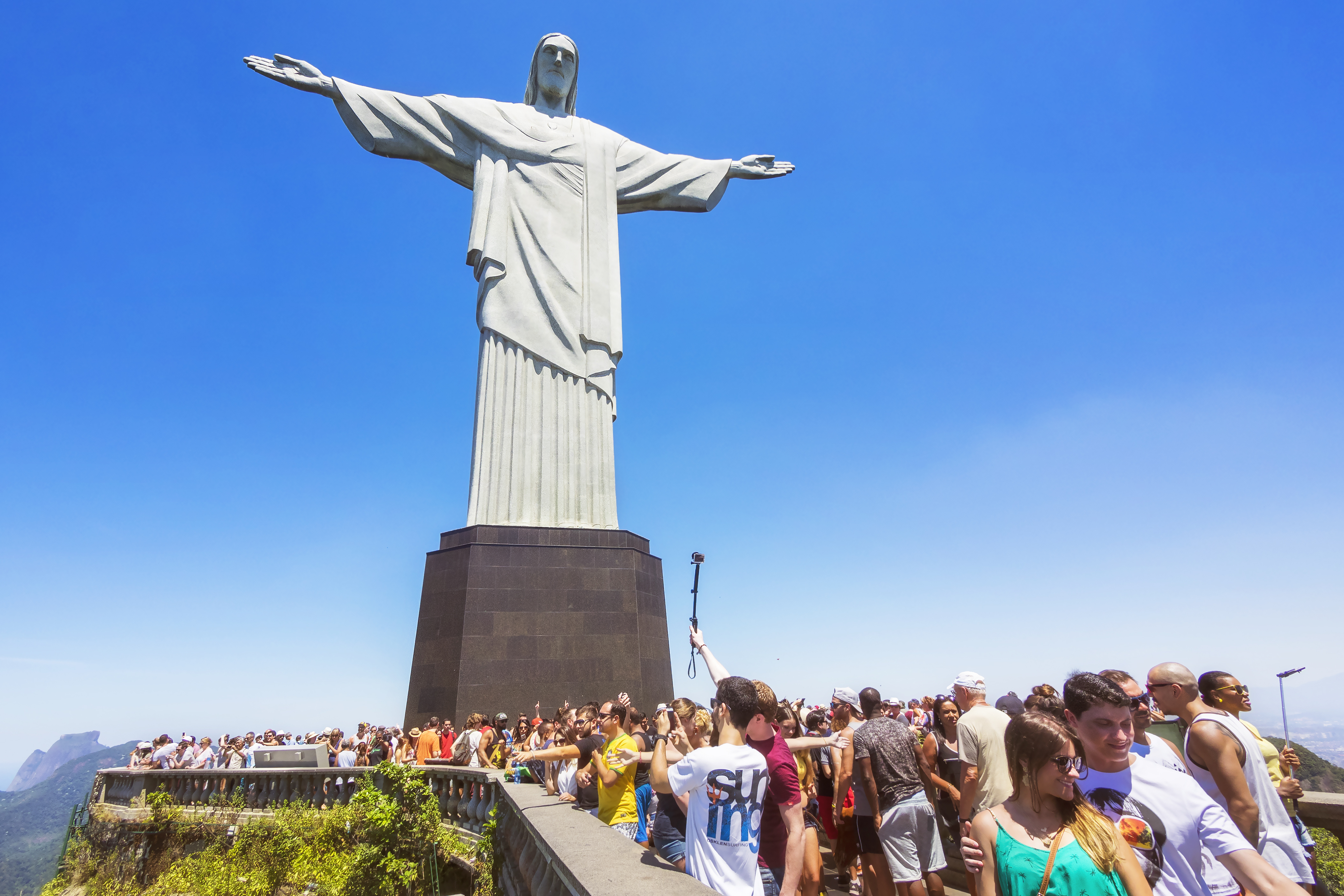 Río de Janeiro es la ciudad más bella y más famosa de Brasil. Su geografía única ofrece un sinfín de opciones de deporte, ocio y turismo (iStock)
