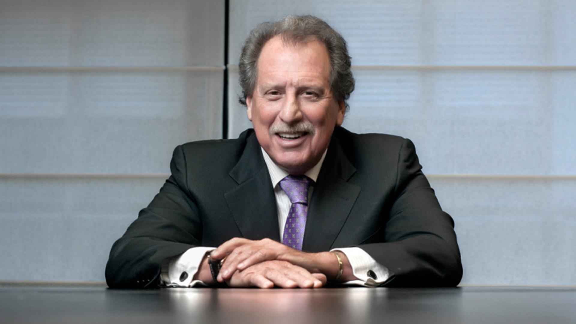 El banquero Jorge Brito.