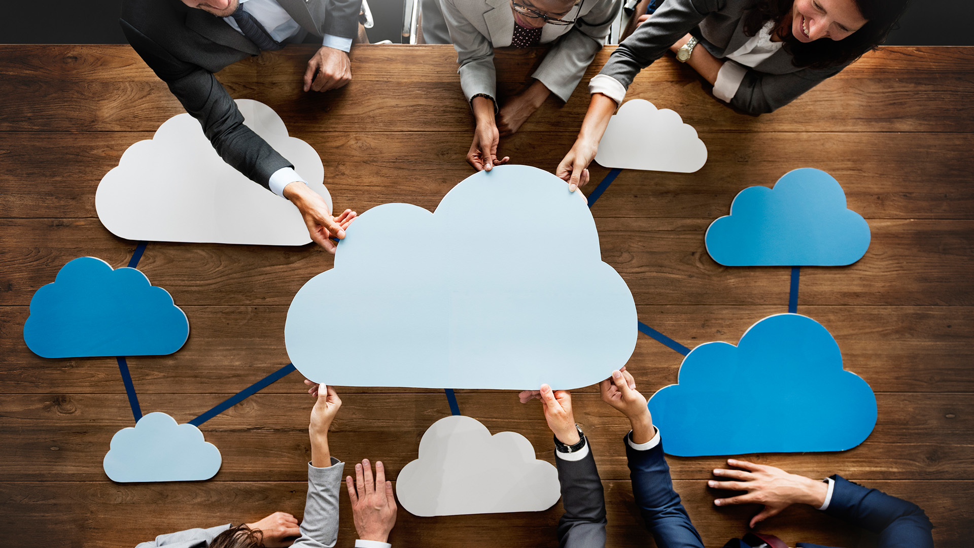 La computación en la nube es uno de los rubros destacados para el año (iStock)