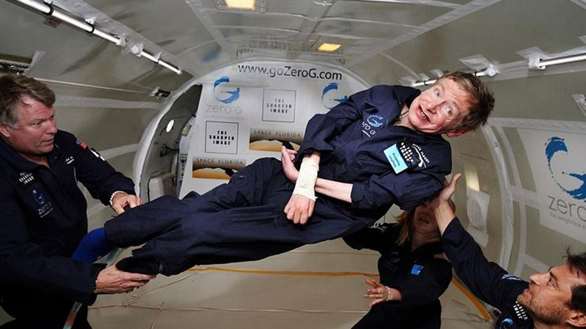 "Stephen Hawking, autor del imprescindible ""Breve historia del tiempo"""