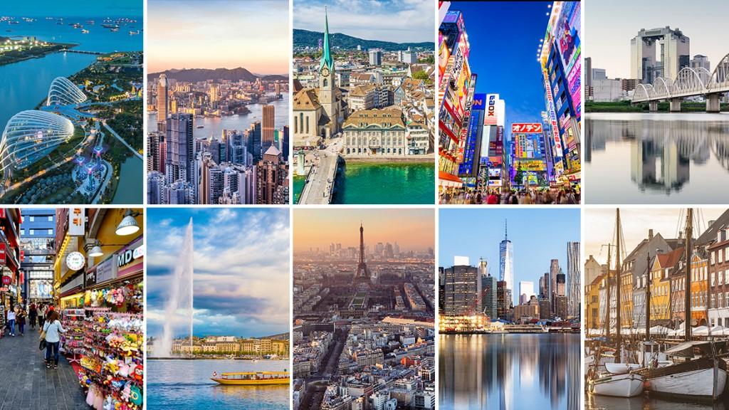 Estas son las 10 ciudades más caras del mundo - Infobae