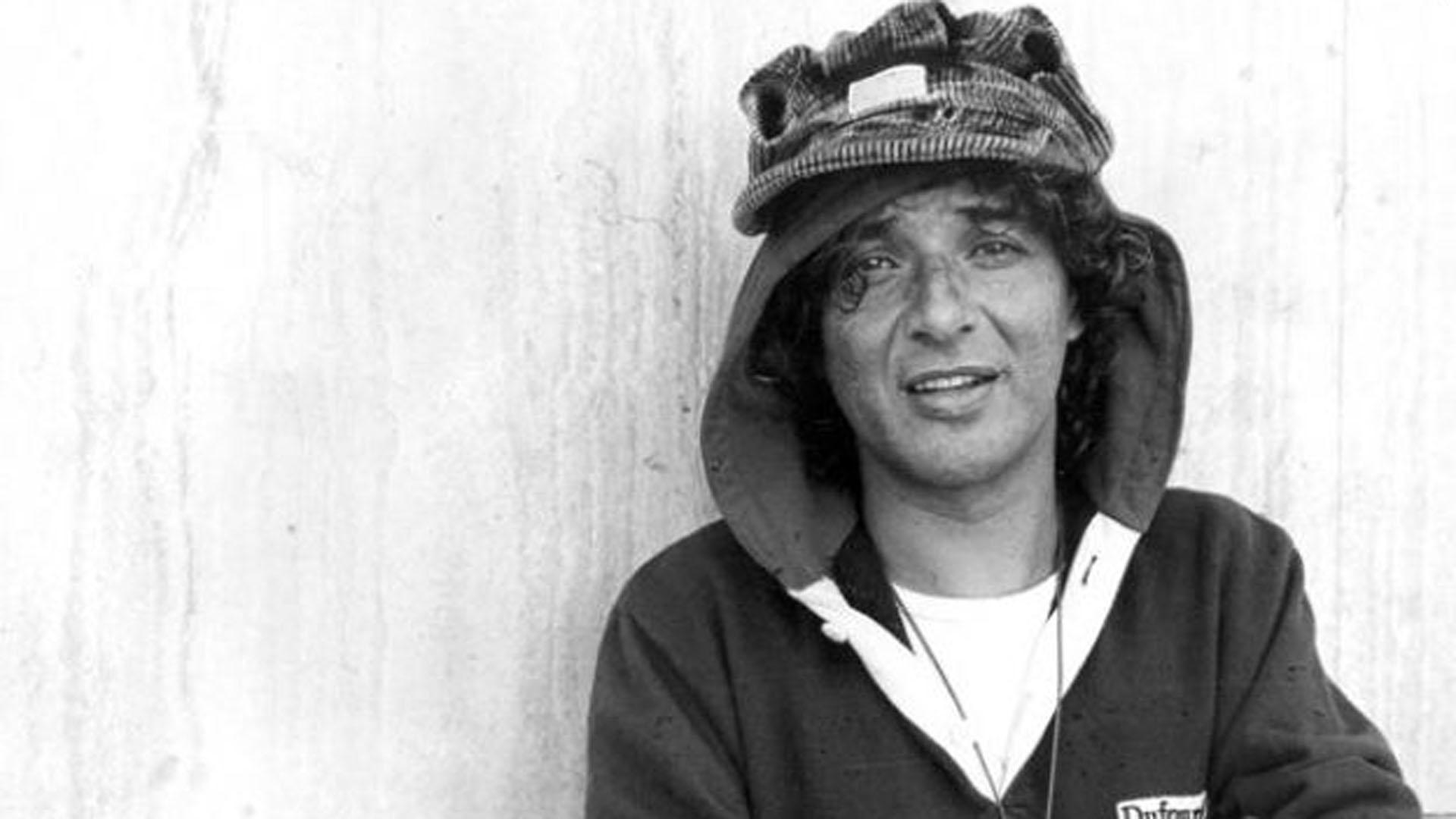 El líder del grupo Los Abuelos de la Nada murió en 1988 por causas asociadas a su infección por VIH