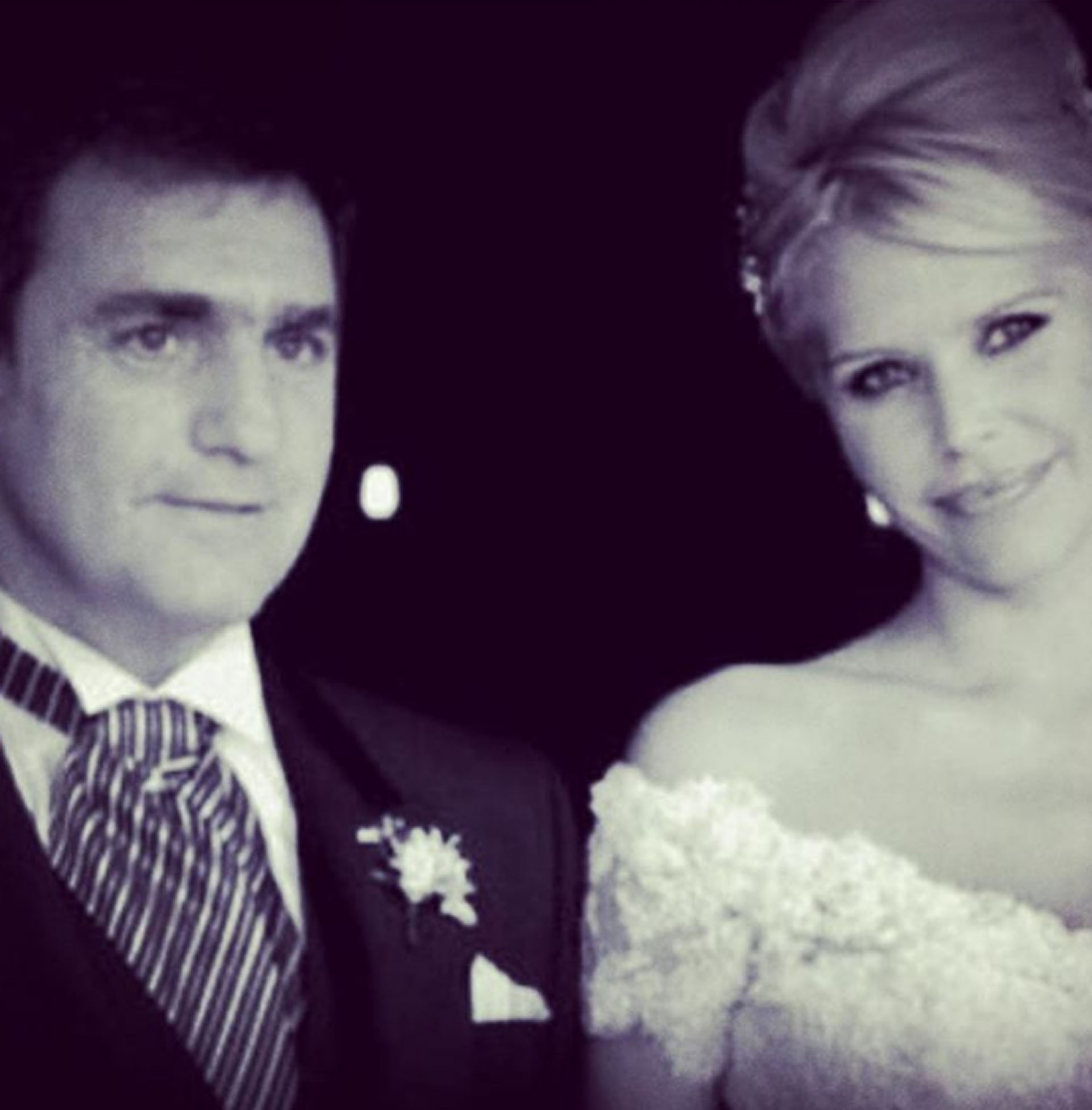 Fabián Rodríguez, marido de Nazarena Vélez, se suicidó en marzo de 2014. Era padre de Lucas y Camila, fruto de su relación anterior, y Thiago, quien nació del amor con la actriz
