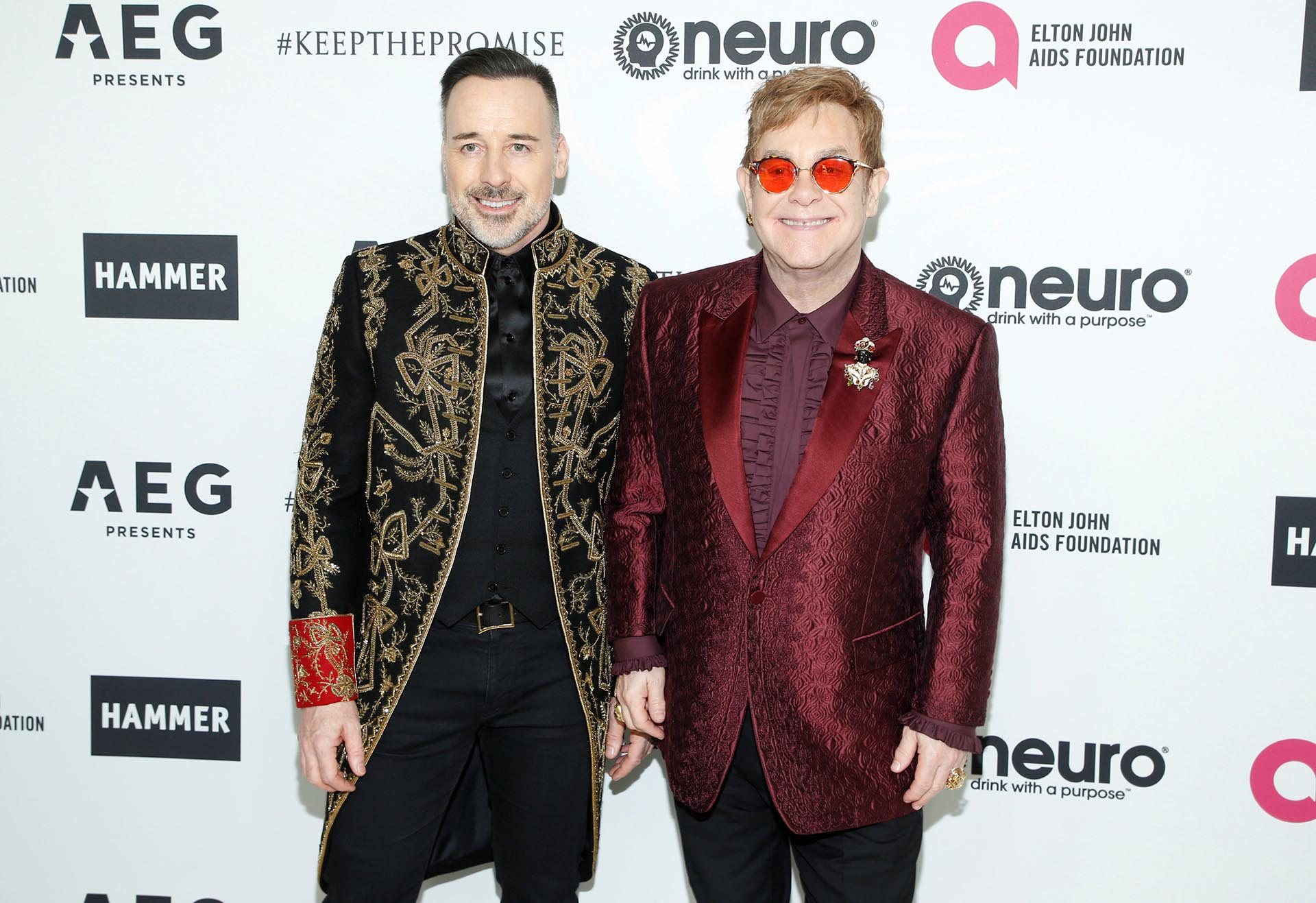 Elton John – David Furnish