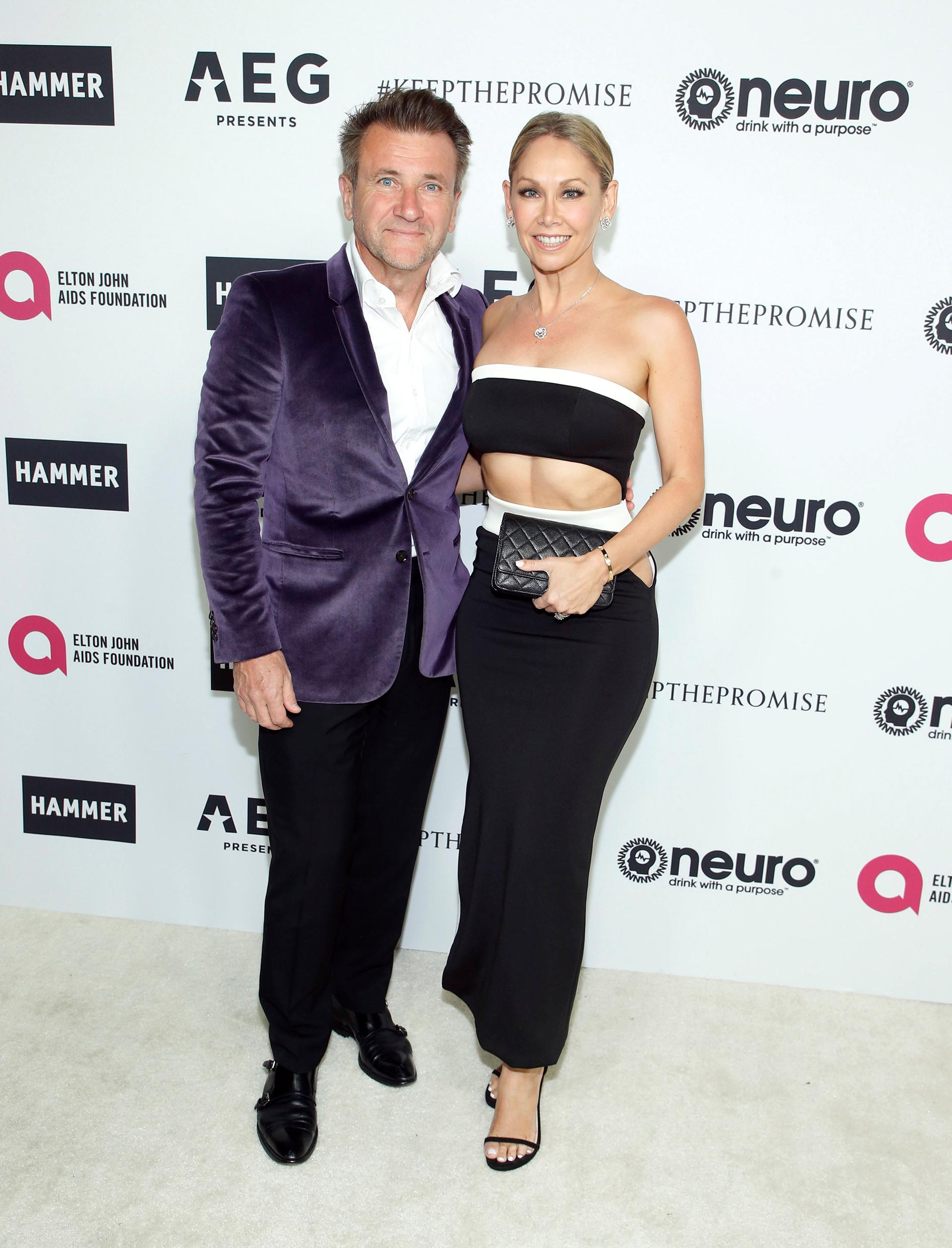 Robert Herjavec – Kym Johnson
