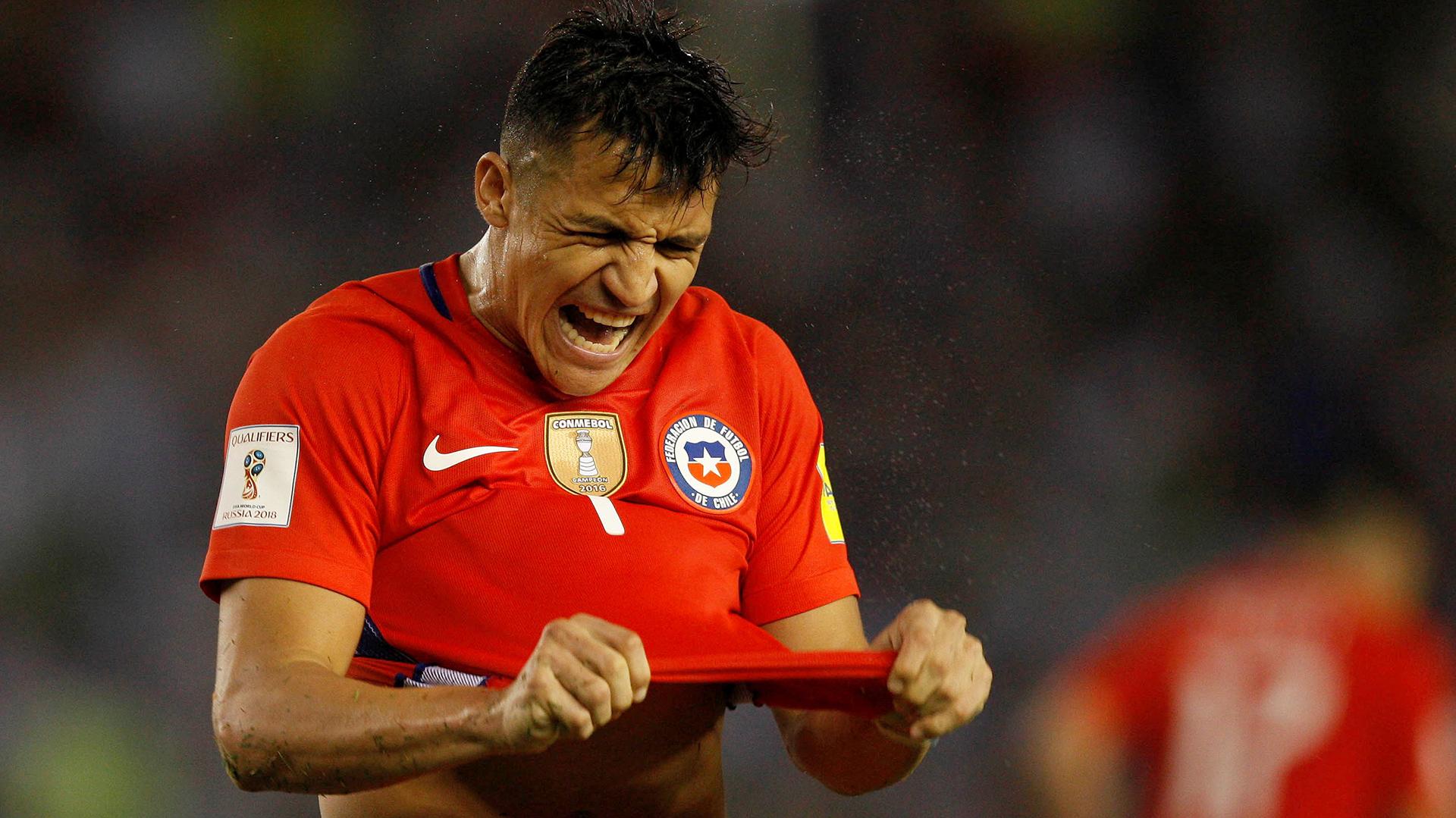 Alexis Sánchez no pasa por su mejor momento debido a una lesión en la rodilla (Foto: Reuters)