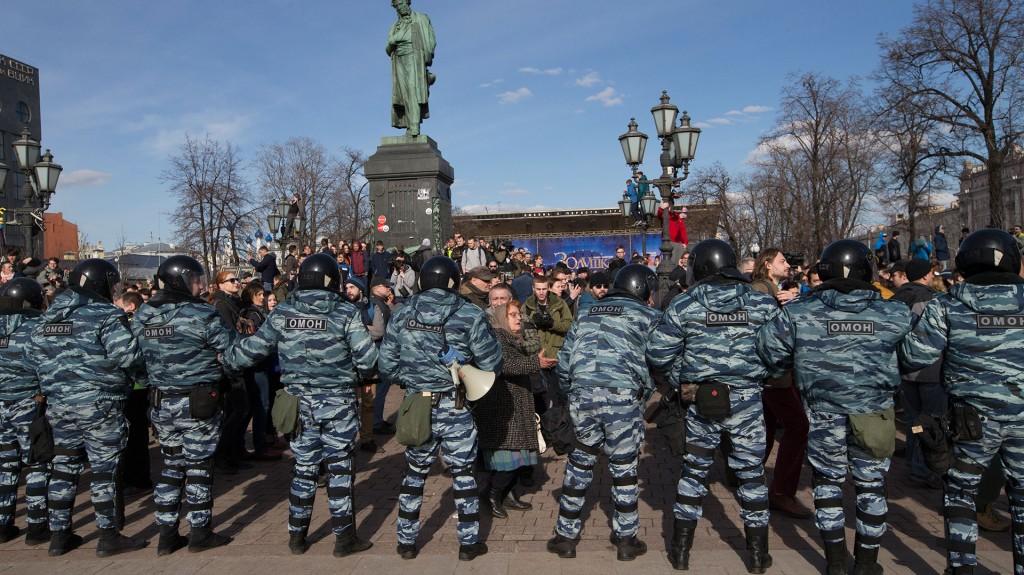 Alexei Navalny denuncia desde hace años en su blog la corrupción de las élites en Rusia