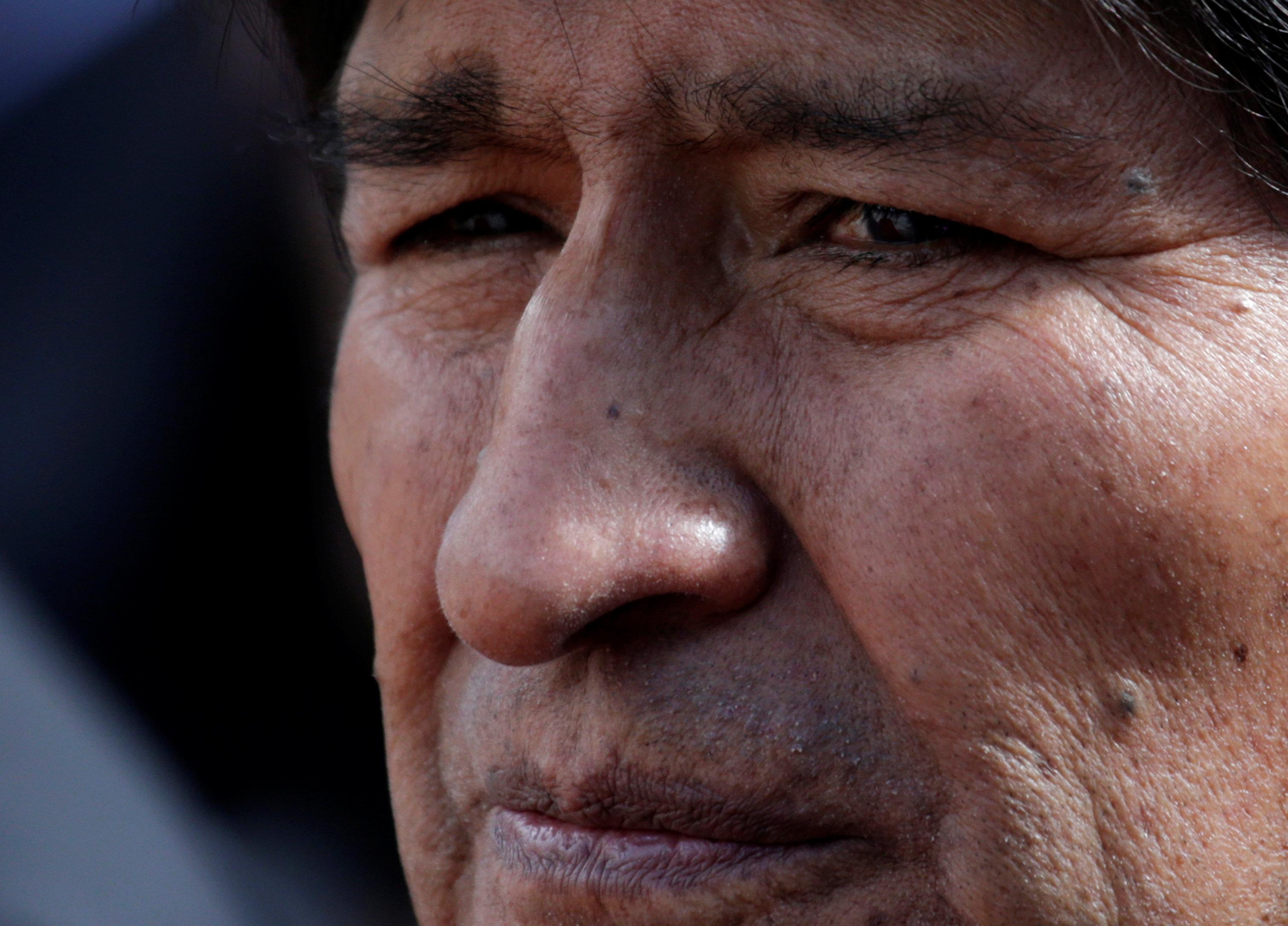 El presidente de Bolivia Evo Morales podría perder en segunda vuelta en las próximas elecciones (Reuters)