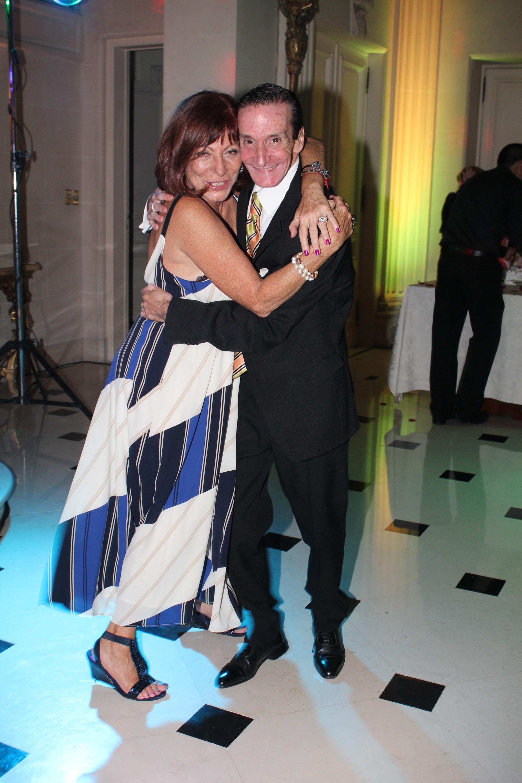 Ercilia Nofal y Marcelo Zemborain