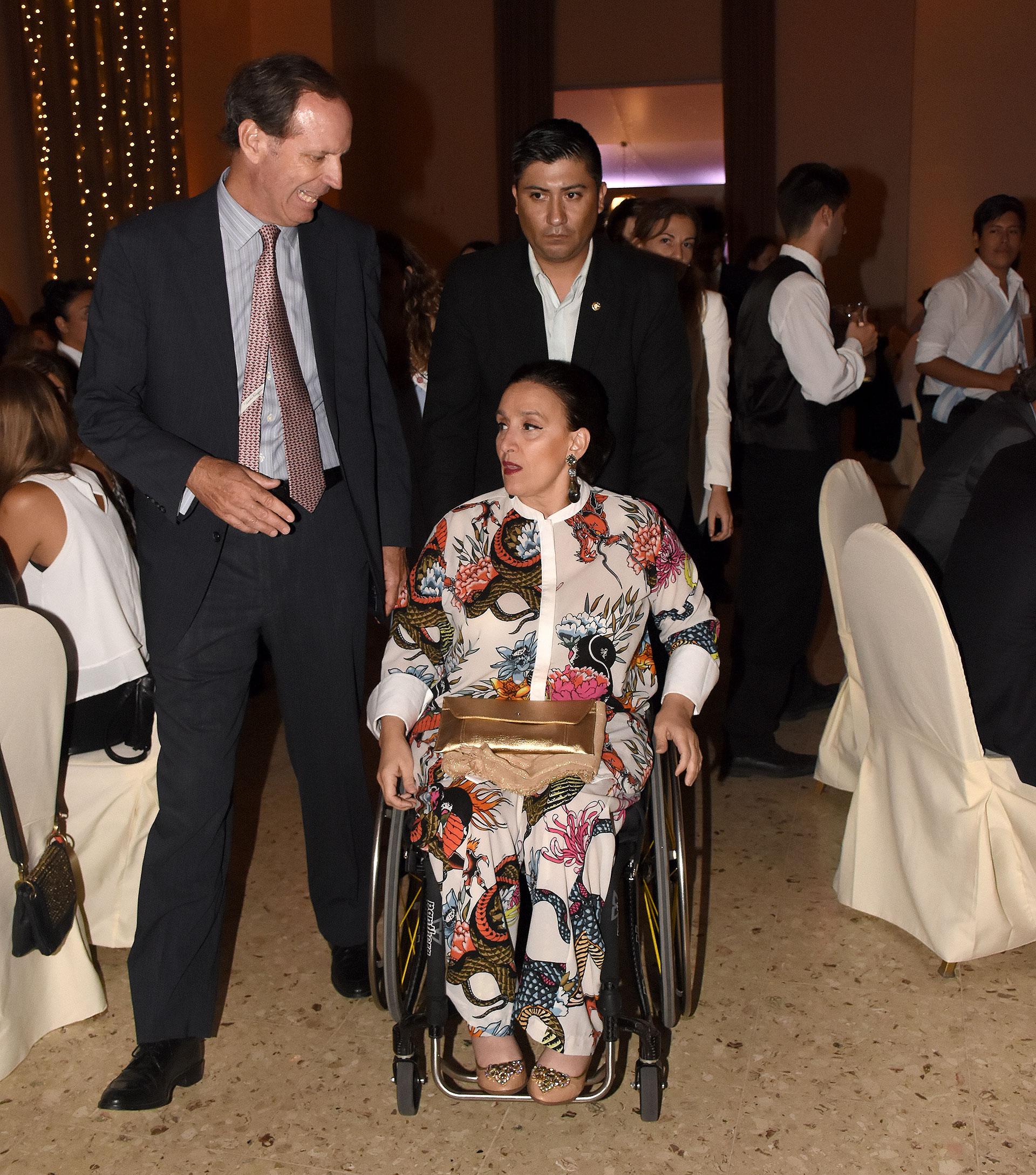 La llegada de Gabriela Michetti, vicepresidenta de la Nación