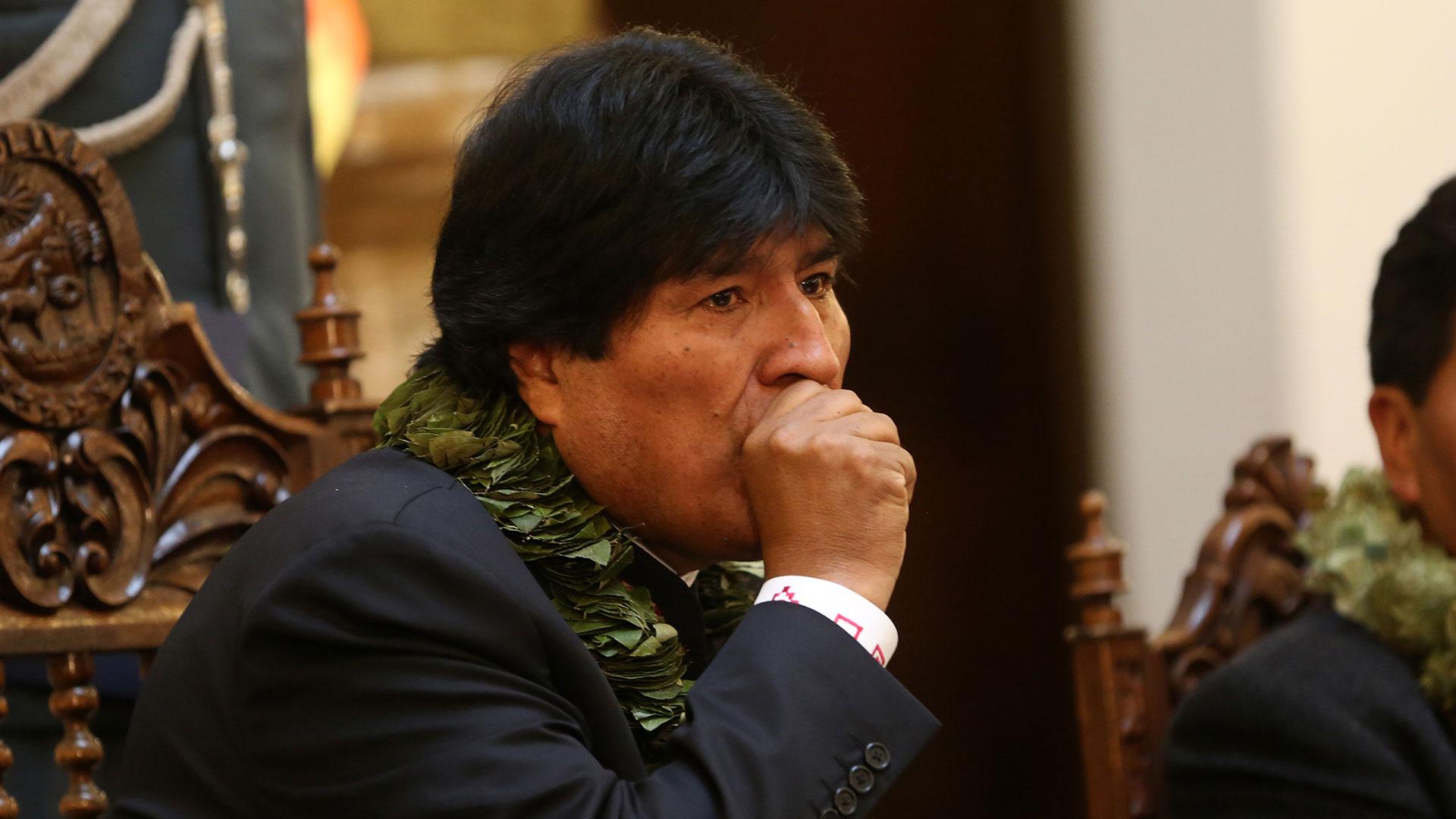 Evo Morales (EFE)