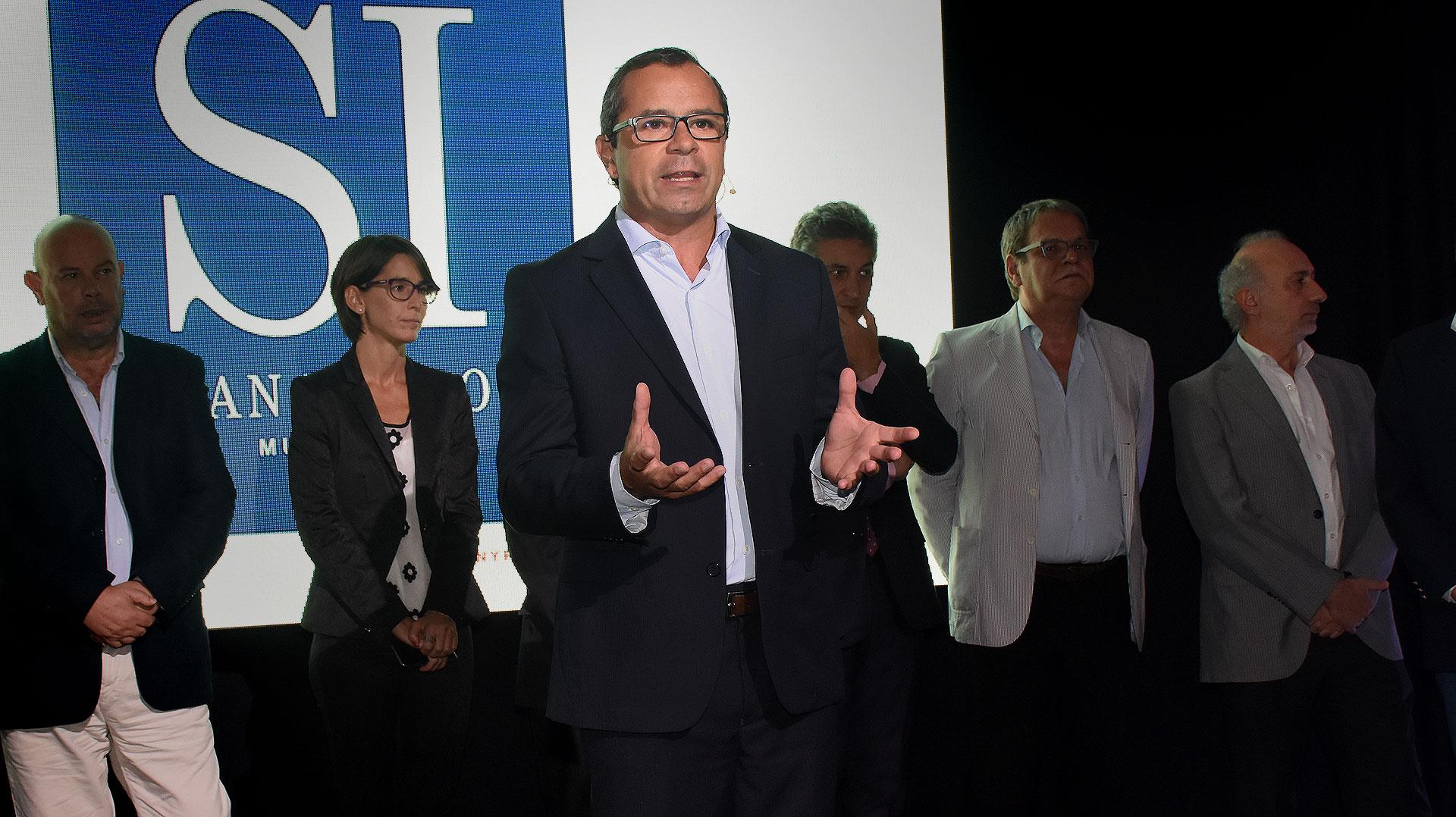 Gastón Urquiza, director ejecutivo de la Fundación Metropolitana, cuyo objetivo es lograr una mayor equidad, inclusión social y desarrollo sustentable