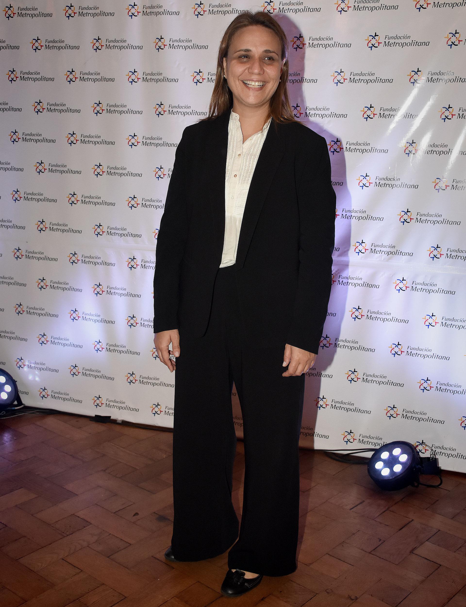 Gabriela Agosto, secretaria ejecutiva del Consejo Nacional de Coordinación de Políticas Sociales de la Presidencia de la Nación
