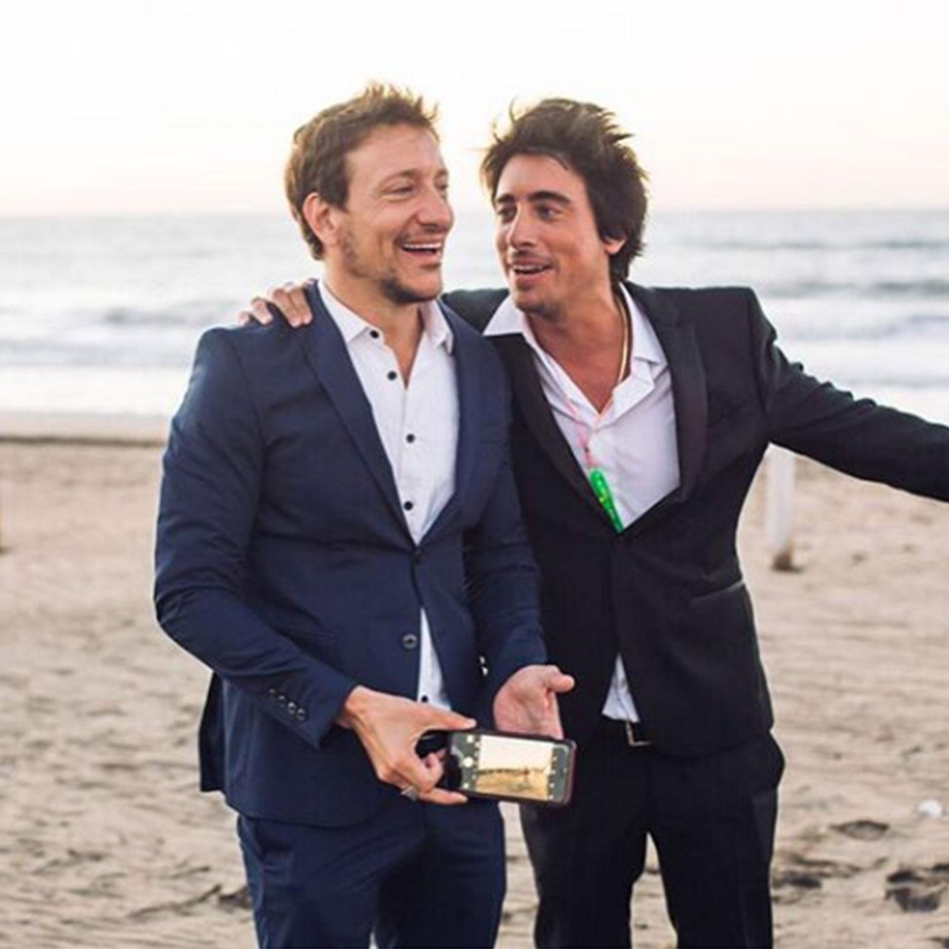 Nico y Santi Vázquez