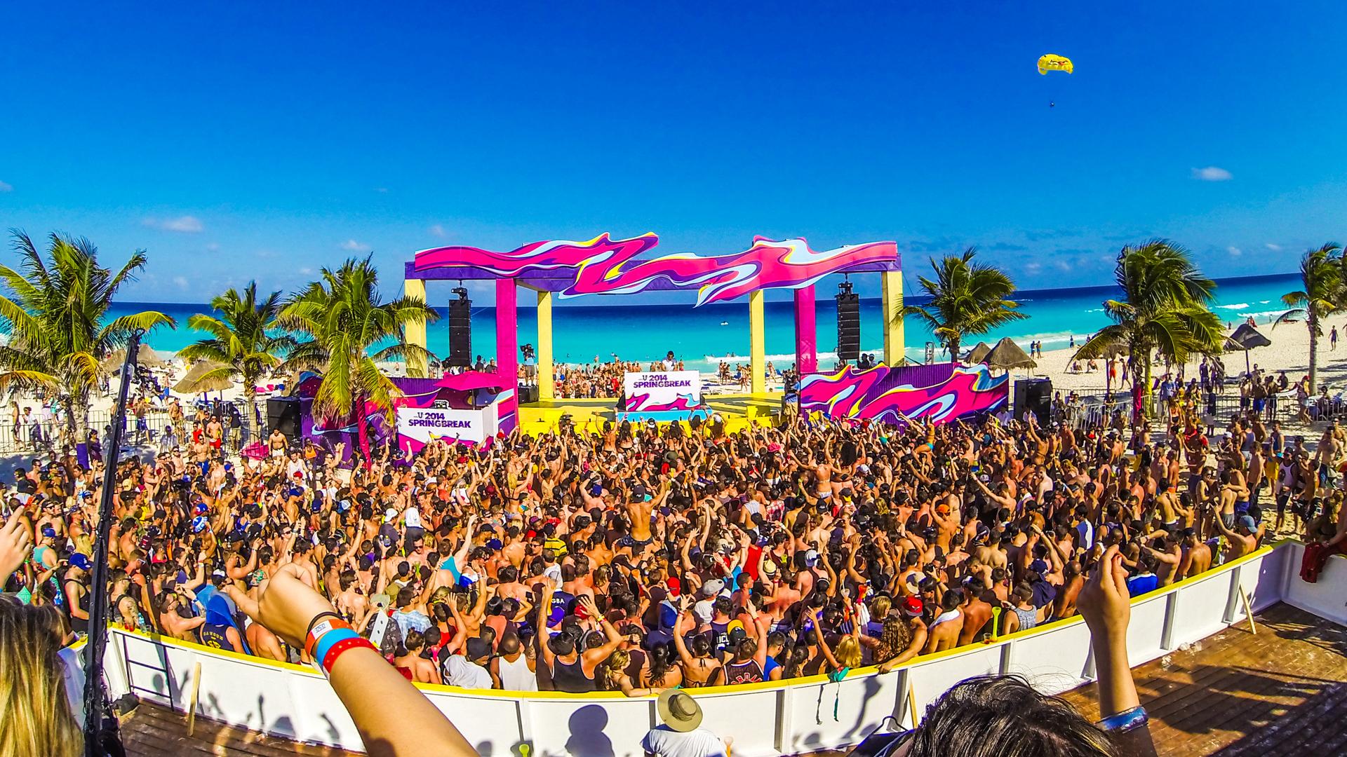 Resultado de imagen para fiesta cancun