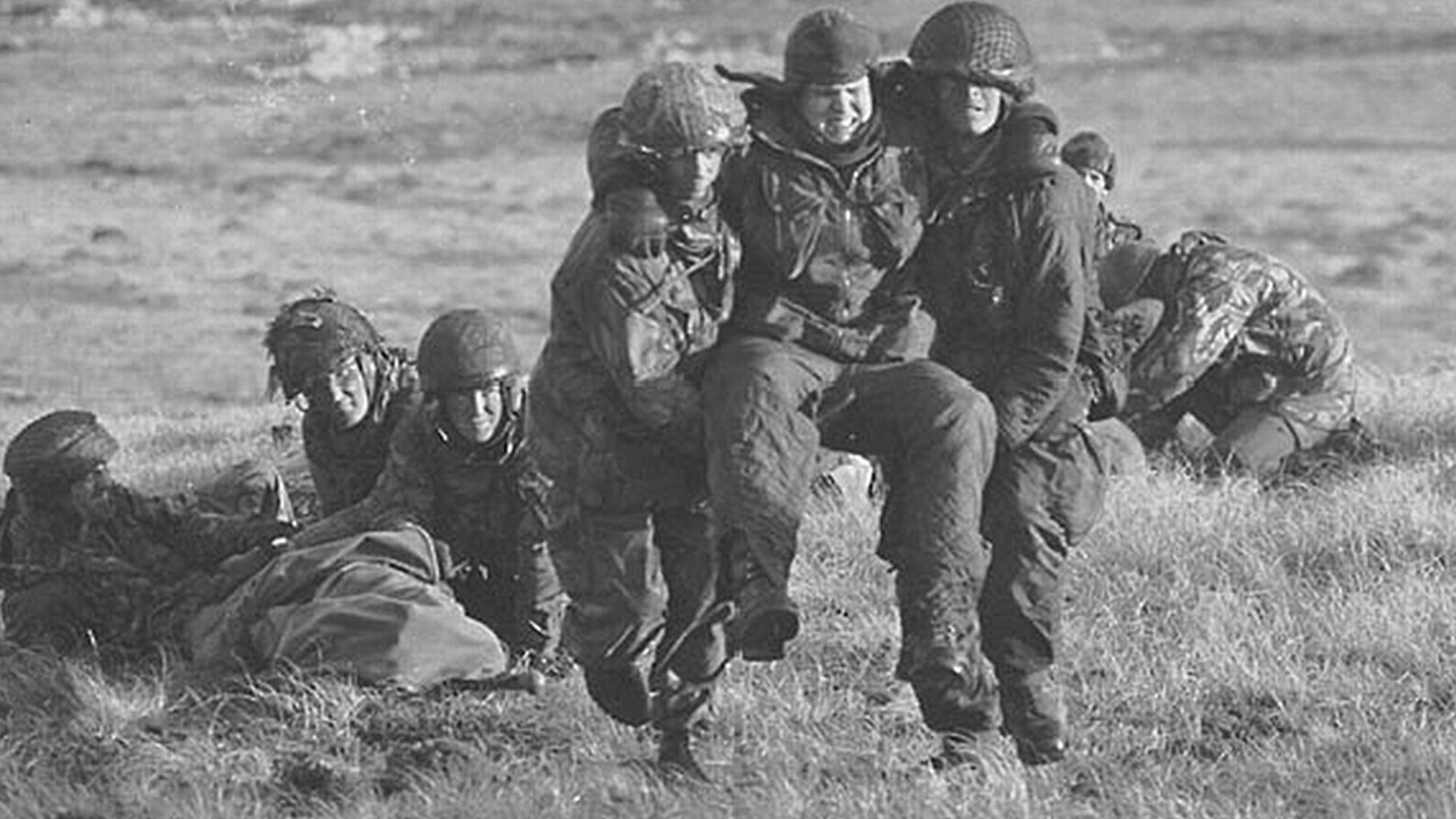 Los combates finales del 11 al 14 de junio fueron los más sangrientos y cruentos de la guerra (Malvinense.com.ar)