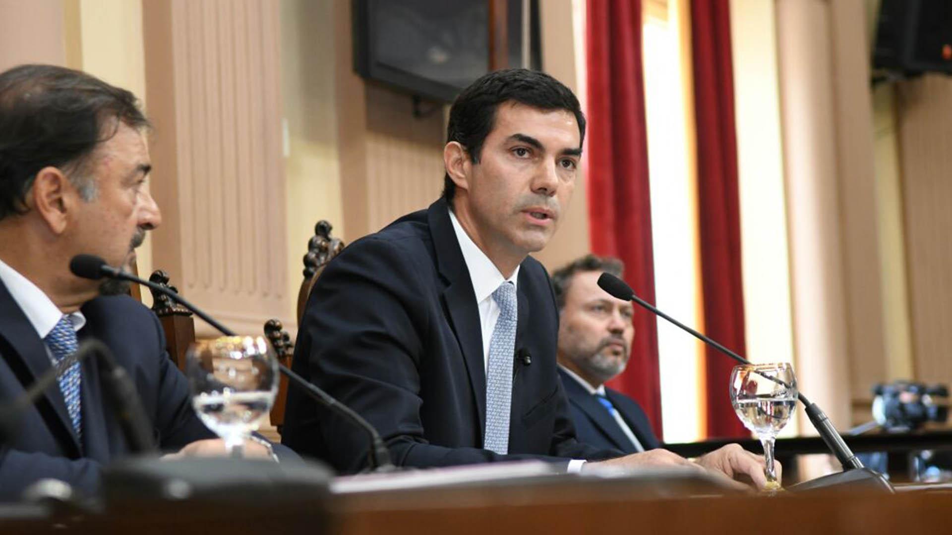 Juan Manuel Urtubey es uno de los gobernadores que apoya la renovación en el peronismo