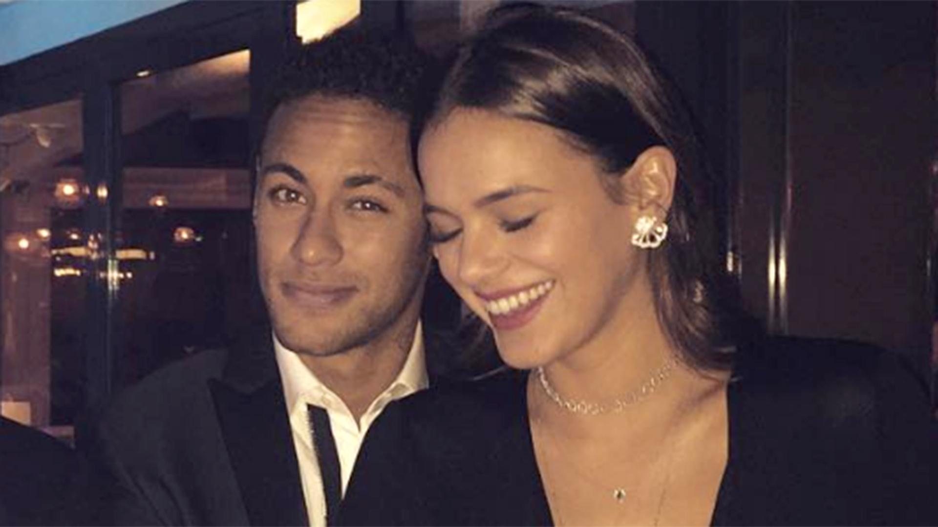 Neymar y Bruna Marquezine estarían reconciliados tras celebrar juntos el Año Nuevo