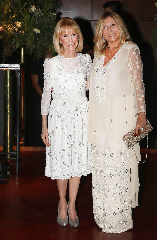 Evangelina y Ana Rosenfeld